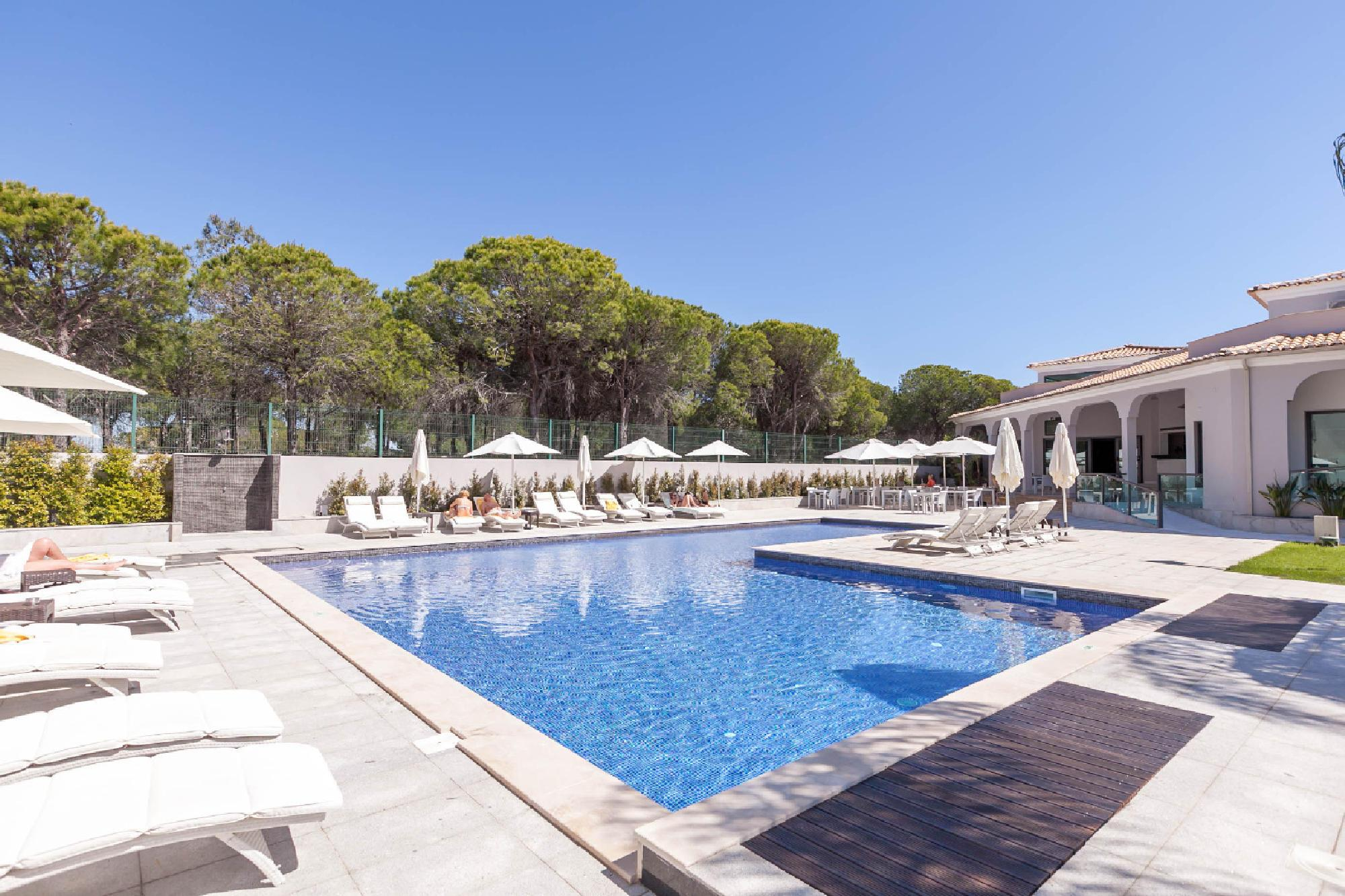 Magnolia Golf and Wellness Hotel's finest outdoor pool within Algarve