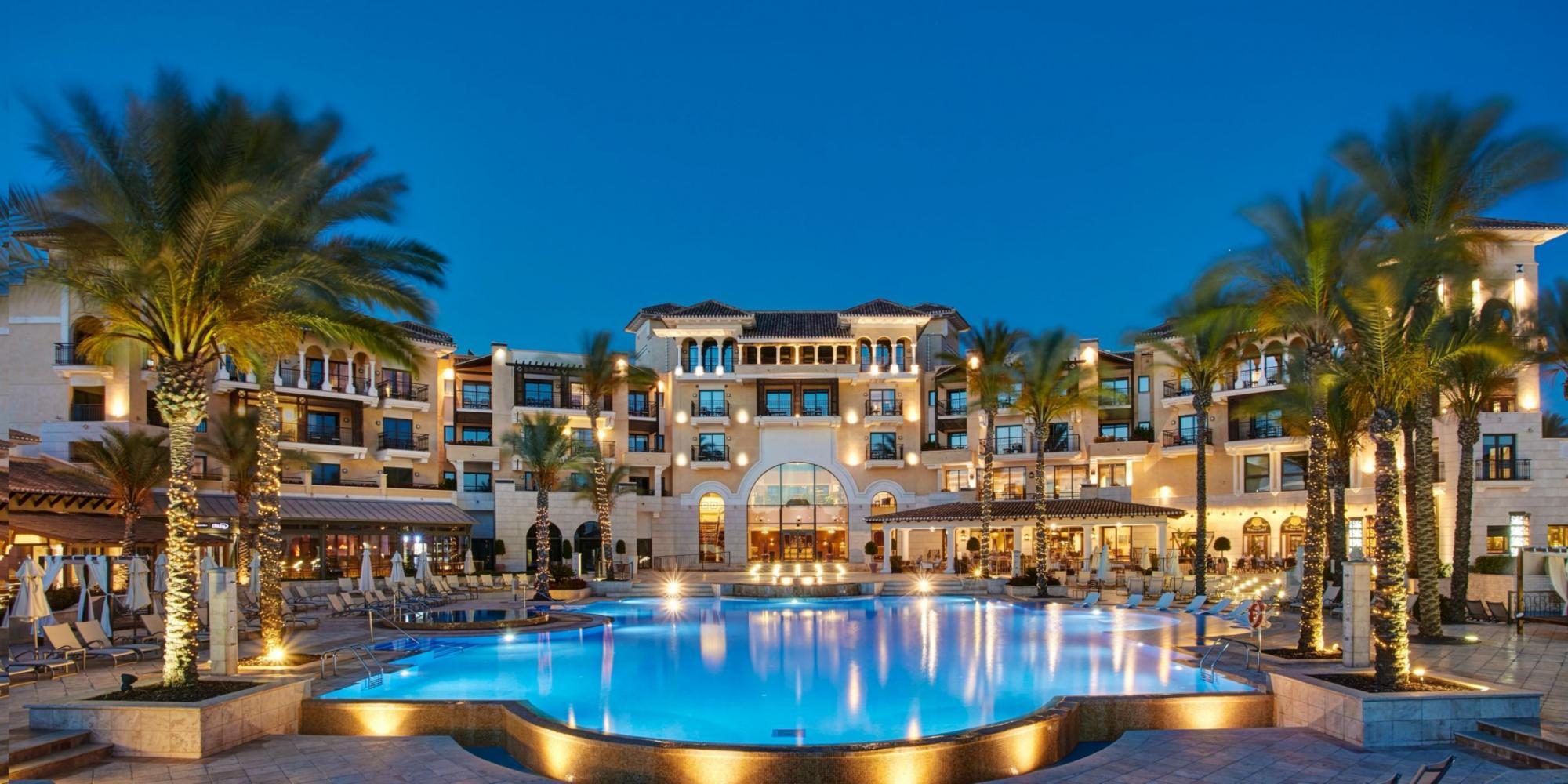 View InterContinental Mar Menor Golf Resort  Spa's lovely hotel situated in amazing Costa Blanca.