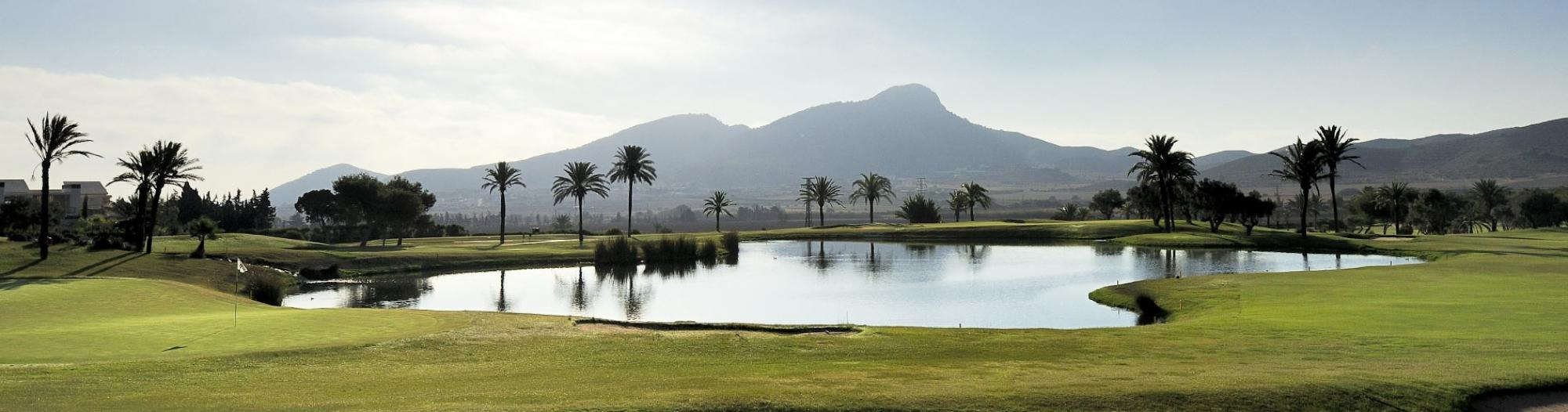 The La Manga Golf Club, South Course's lovely golf course within impressive Costa Blanca.