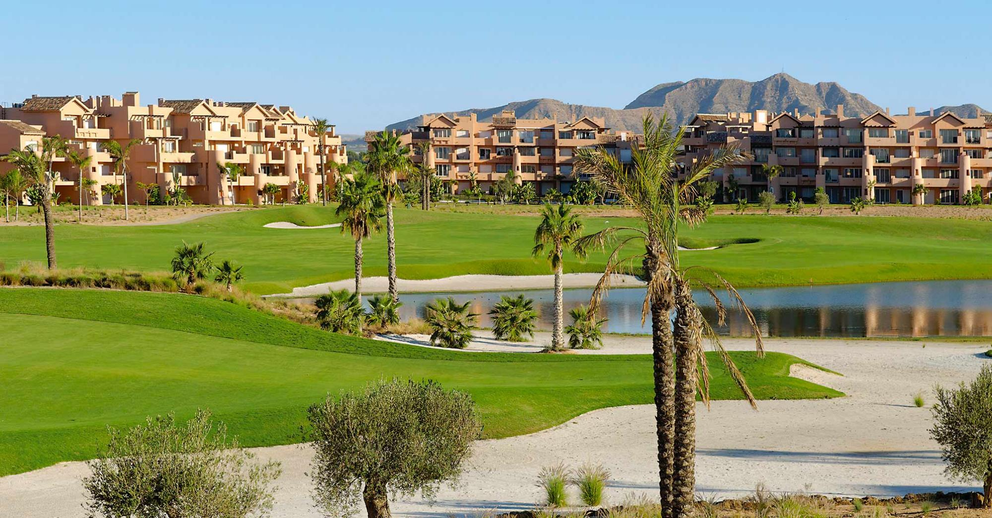 View Mar Menor Golf Course's lovely golf course in marvelous Costa Blanca.