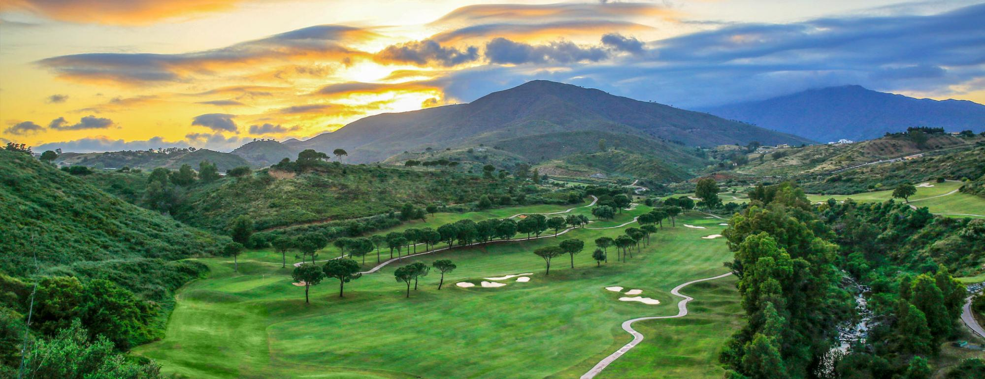 La Cala America Golf Course is among the leading golf courses on the Costa Del Sol