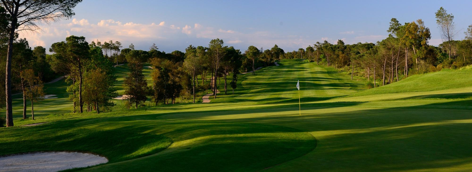 The PGA Catalunya Tour Course easily impressive as the sister course