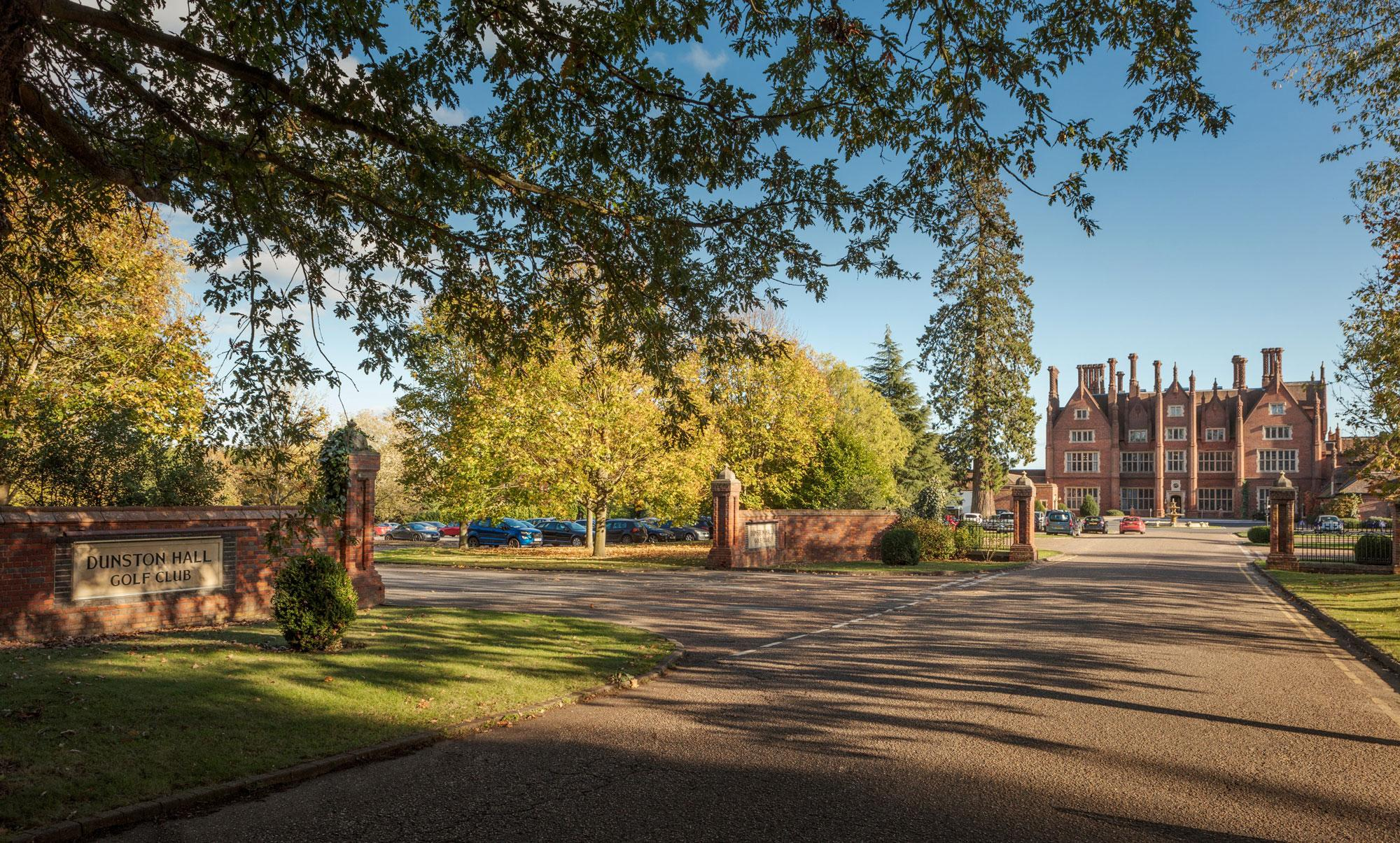View Dunston Hall's picturesque hotel situated in fantastic Norfolk.