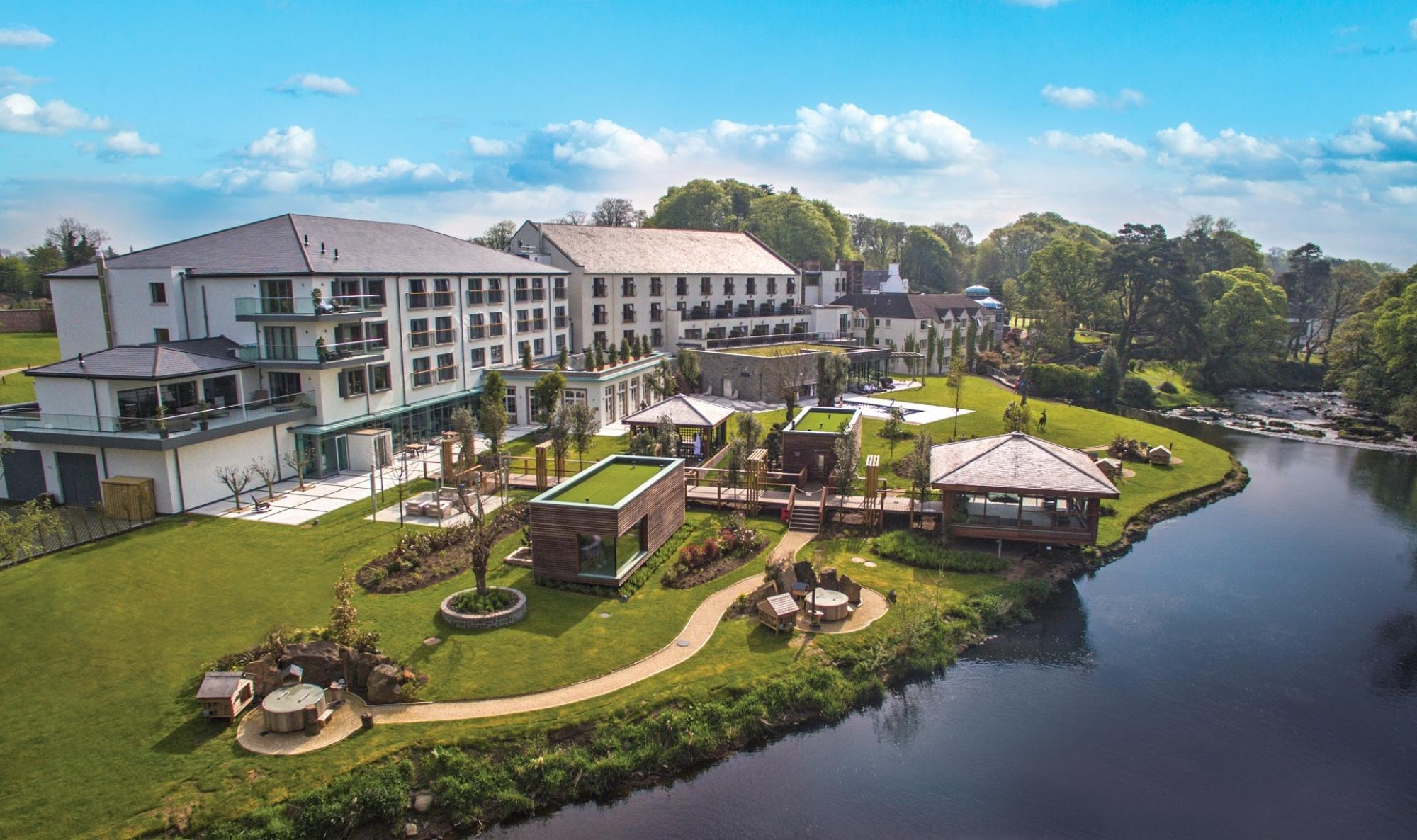 The Galgorm Resort  Spa's lovely hotel situated in brilliant Northern Ireland.