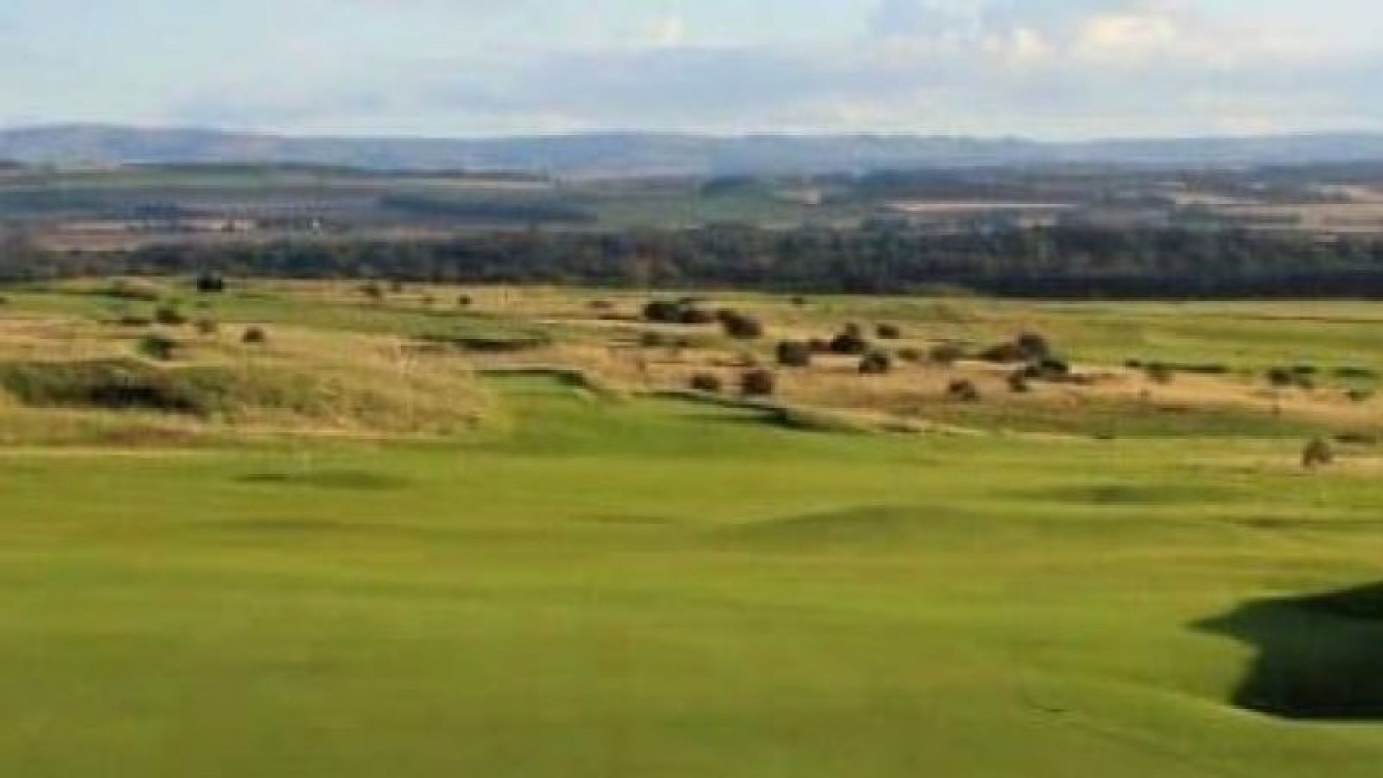 All The Gullane Golf Club's beautiful golf course in incredible Scotland.