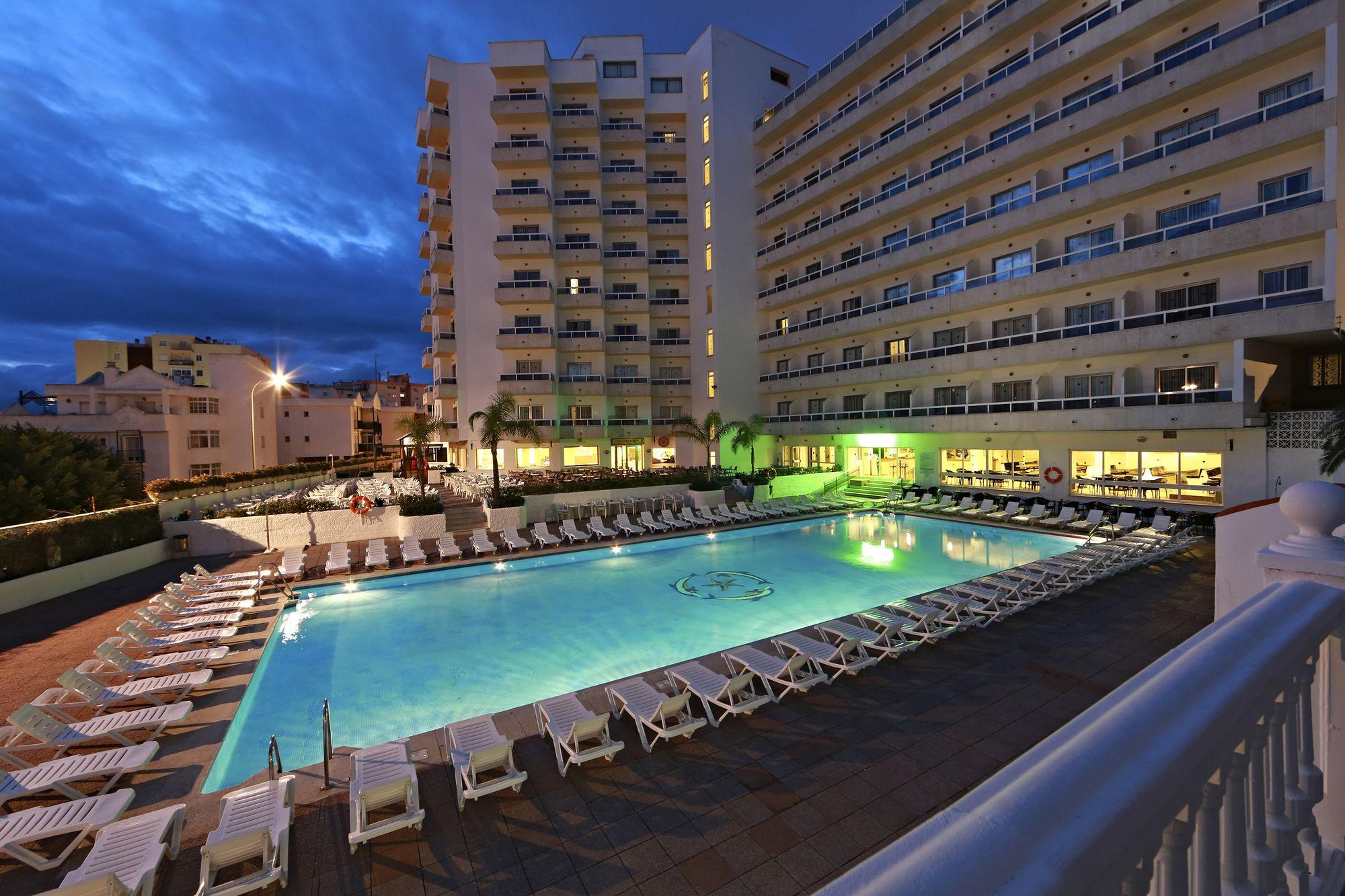 View Marconfort Griego Hotel's picturesque main pool situated in sensational Costa Del Sol.