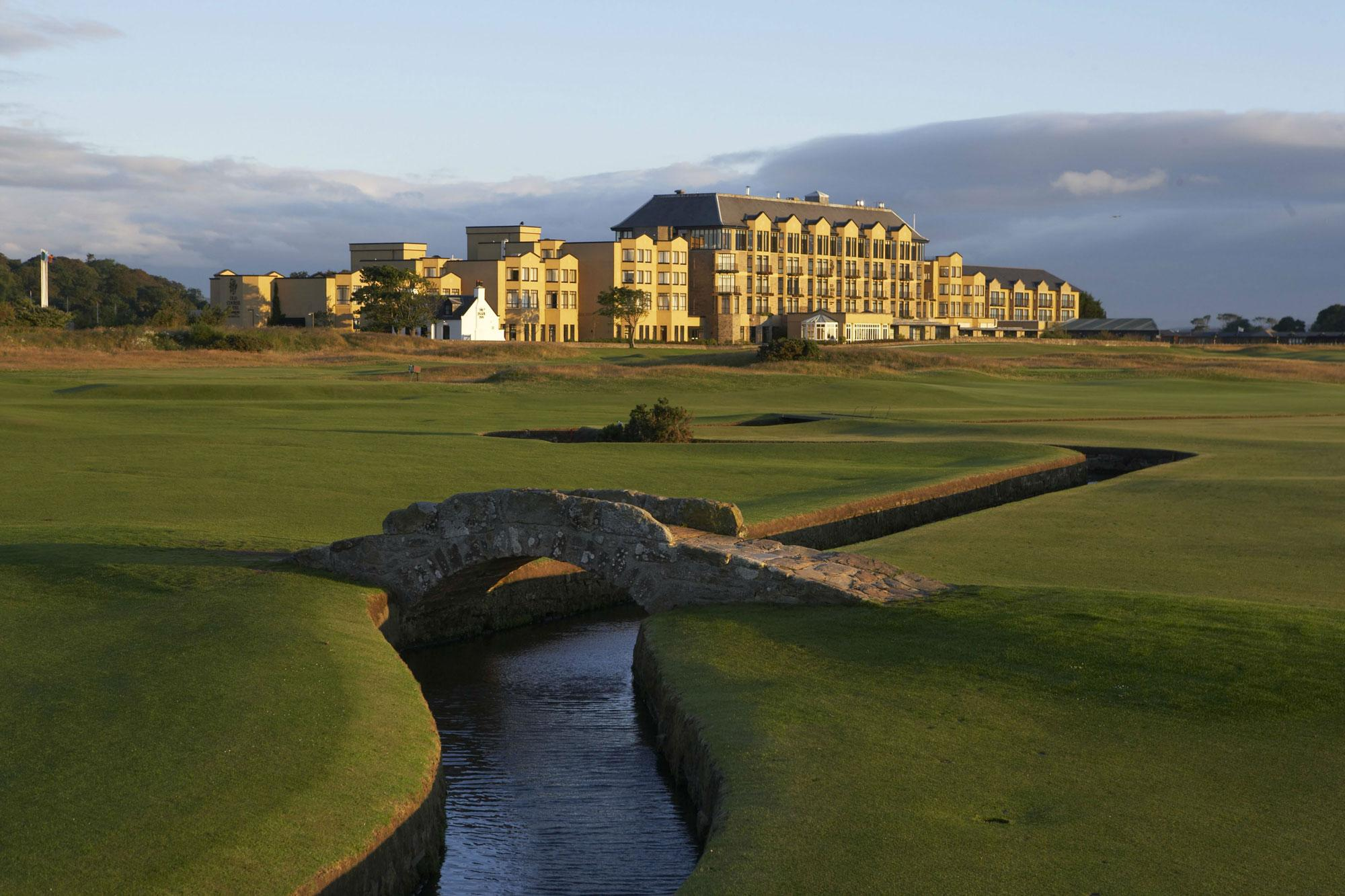 View Old Course Hotel's lovely hotel within impressive Scotland.