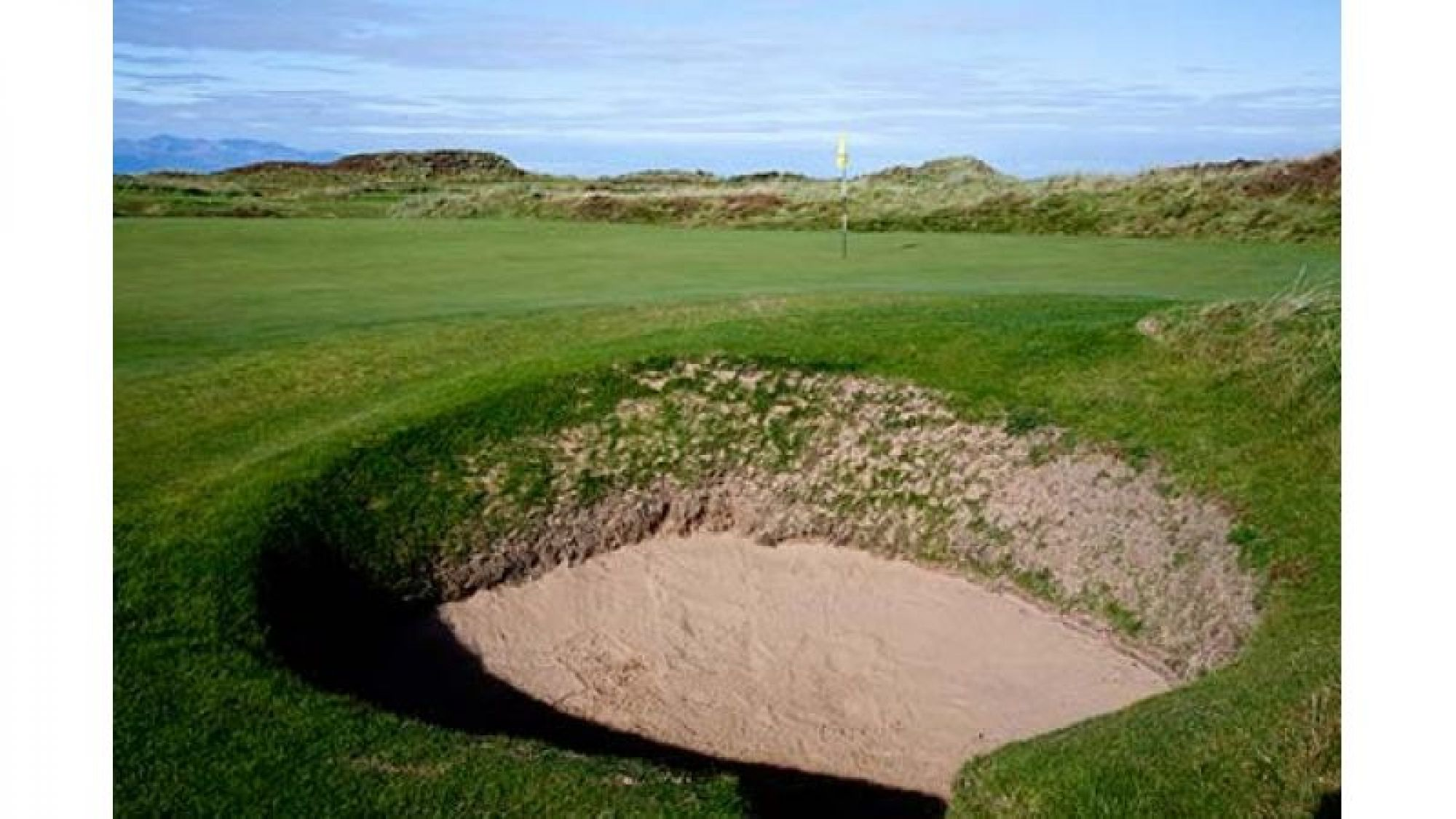 View Western Gailes's impressive golf course situated in incredible Scotland.