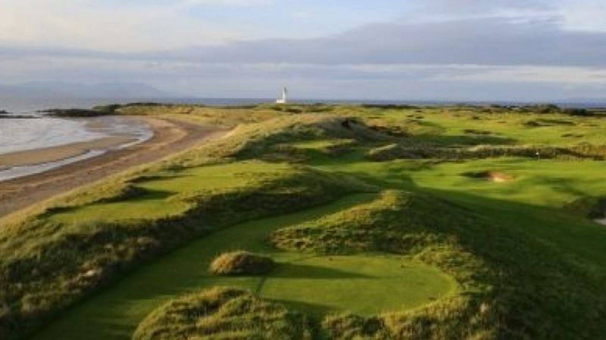 All The Trump Turnberry Golf's beautiful golf course within marvelous Scotland.