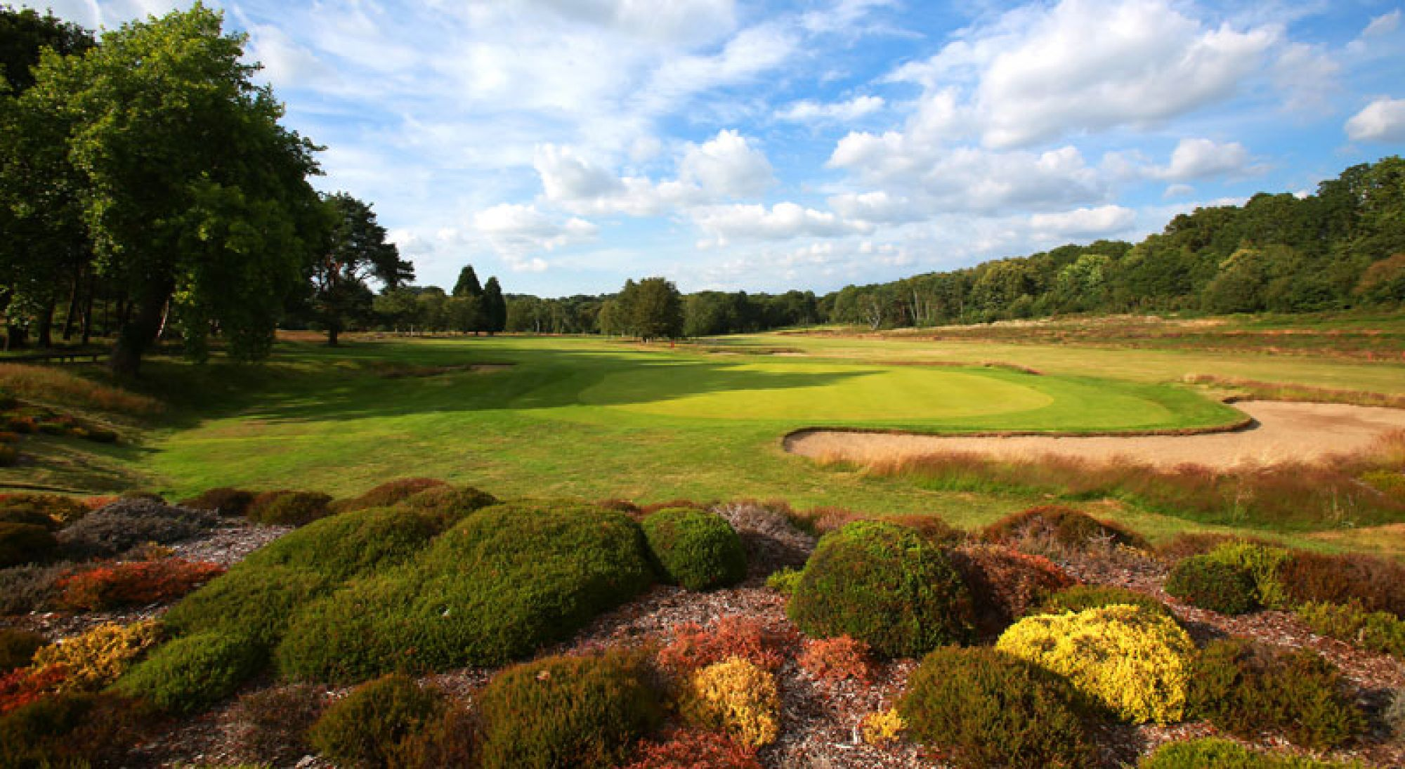 Broadstone Golf Course has got lots of the most excellent golf course within Devon