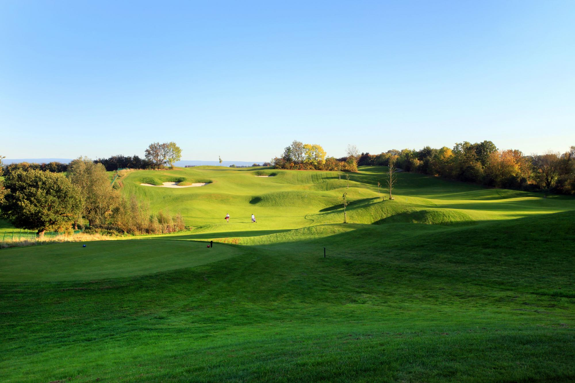 The Golf  Country Club Henri-Chapelle's picturesque golf course in incredible Rest of Belgium.