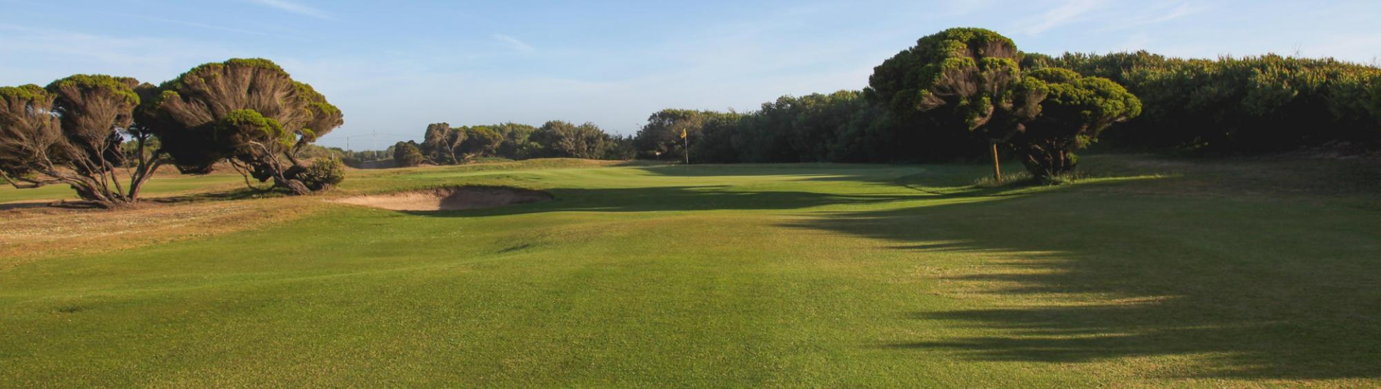 The Oporto Golf Club's picturesque green situated in incredible Porto.