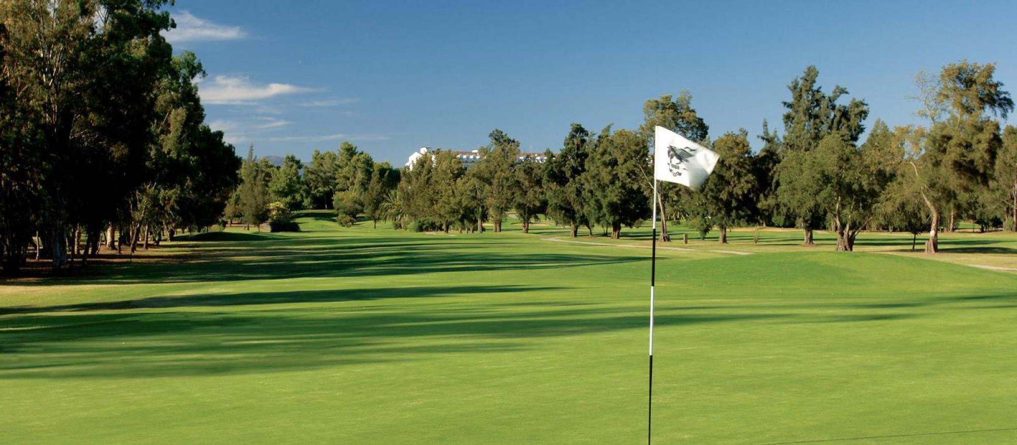 The Penina Resort Course's scenic golf course in sensational Algarve.