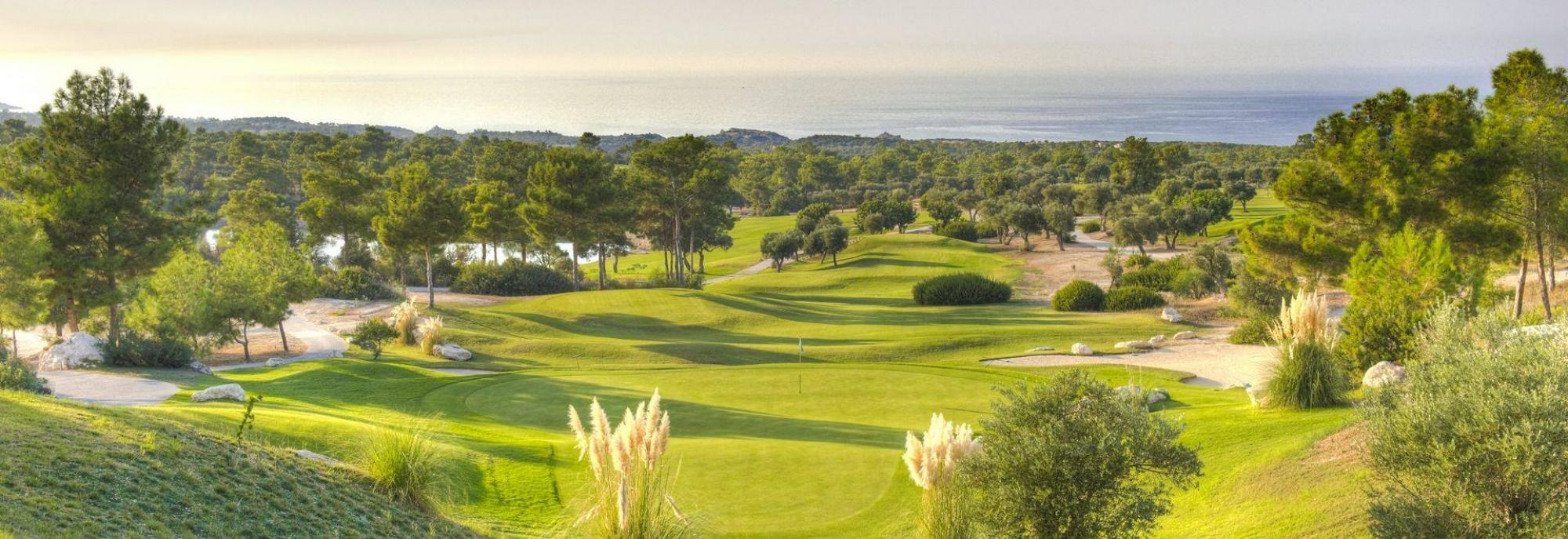 Play golf in the beautiful region of Northern Cyprus