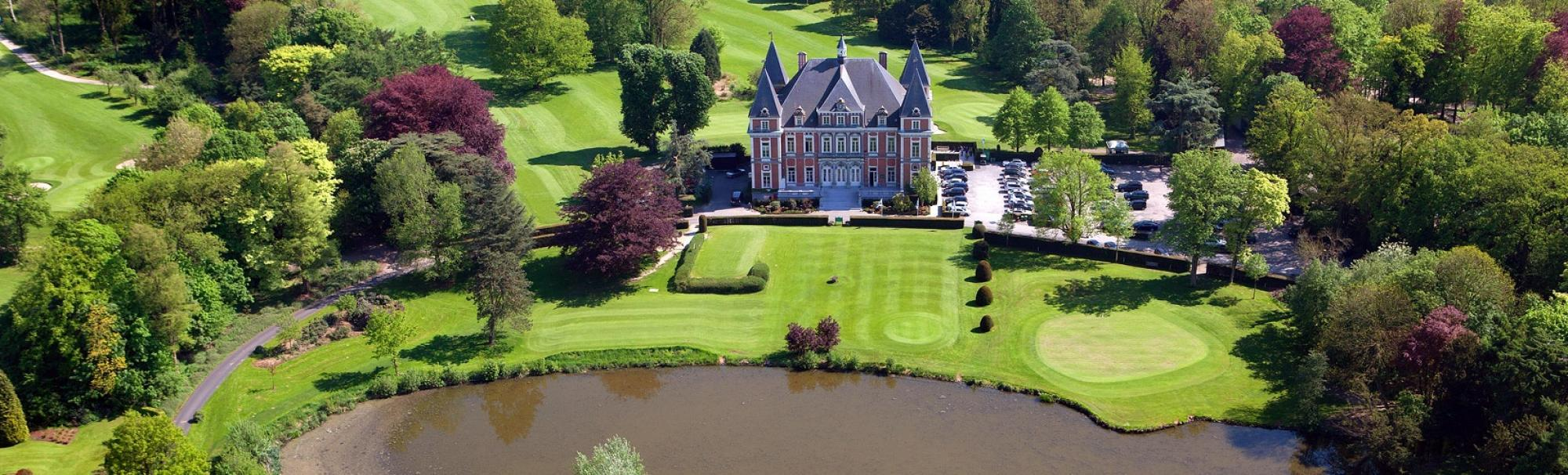 The Golf  Country Club Oudenaarde The Kasteel's scenic golf course in sensational Bruges.