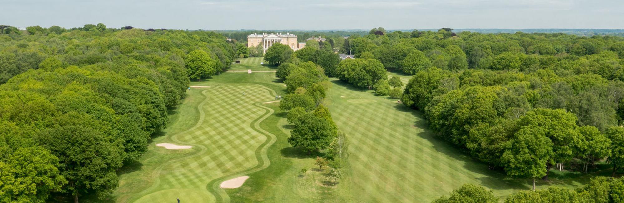 Thorndon Park Golf Club, plan a golf trip in Essex
