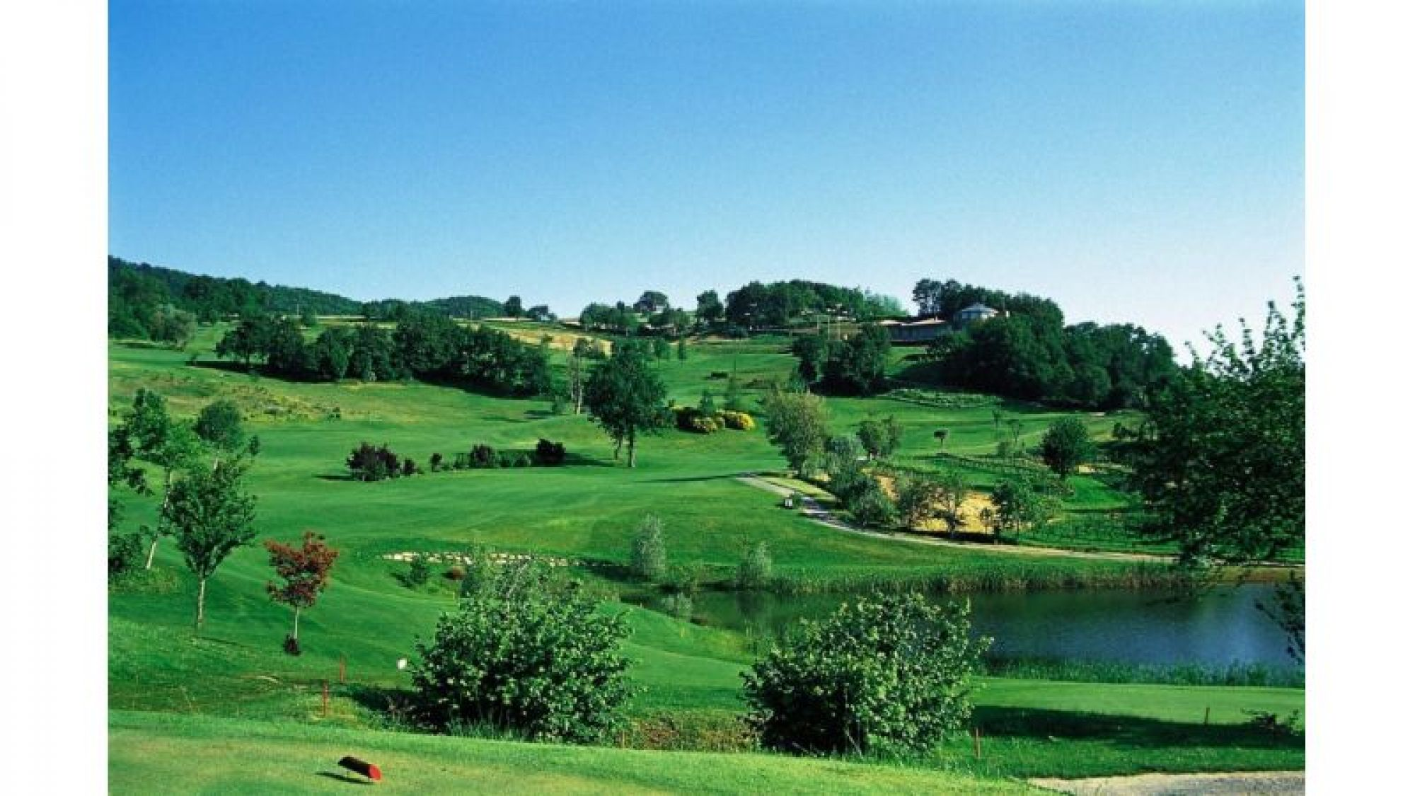 Salsomaggiore Golf & Thermae offers some of the most excellent golf course around Northern Italy