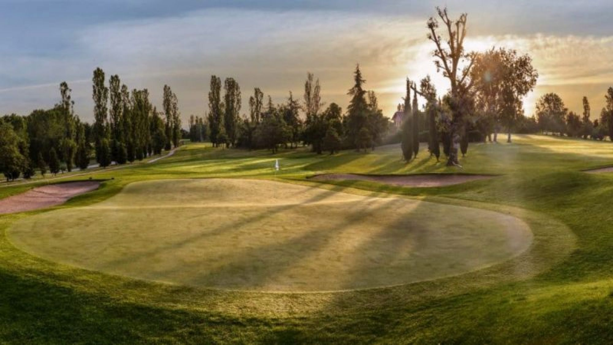 Golf Club Bologna boasts lots of the preferred golf course near Northern Italy