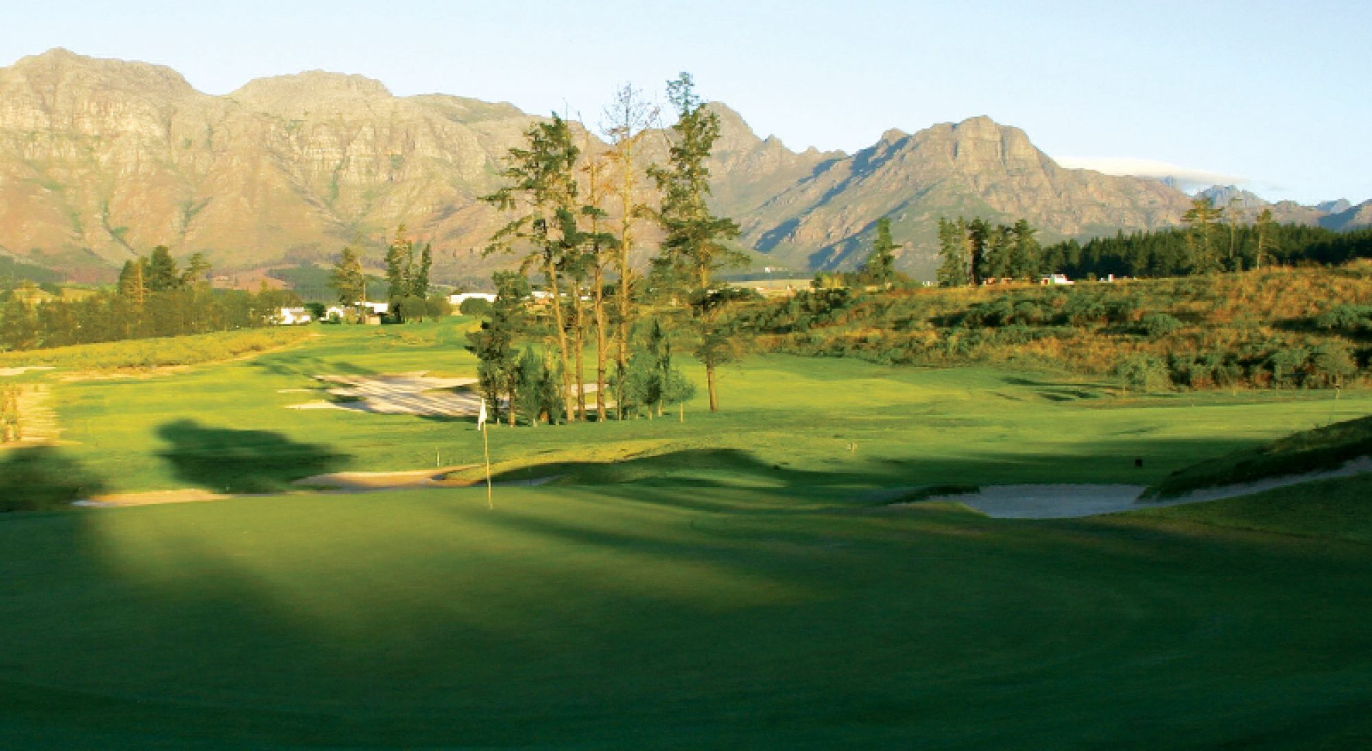De Zalze Golf Club consists of several of the finest golf course within South Africa