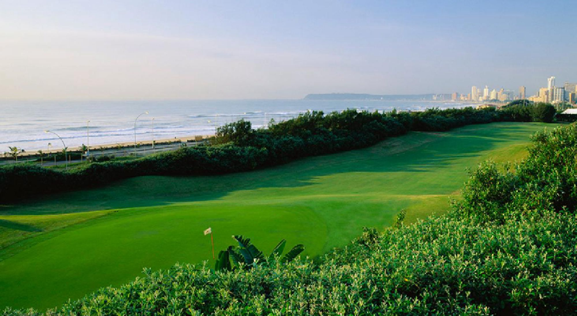Durban Country Club consists of several of the most popular golf course in South Africa