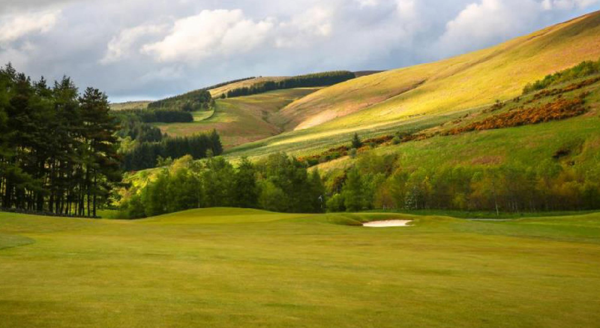 Macdonald Cardrona Championship Course has got among the best golf course around Scotland
