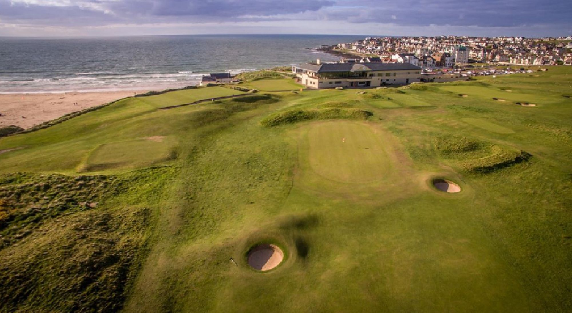 Portstewart Golf Club offers some of the premiere golf course within Northern Ireland