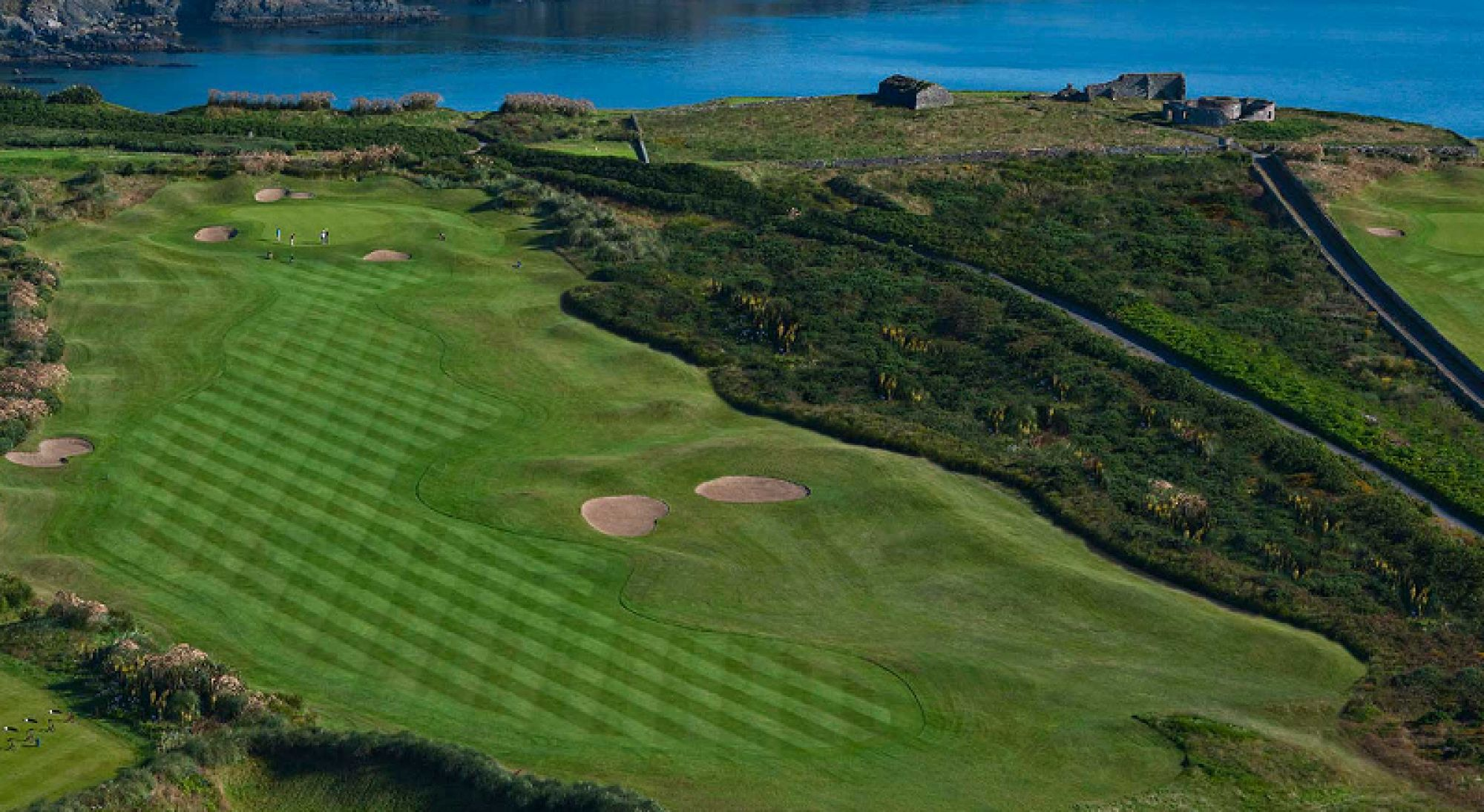 Old Head Golf Links consists of several of the best golf course in Southern Ireland
