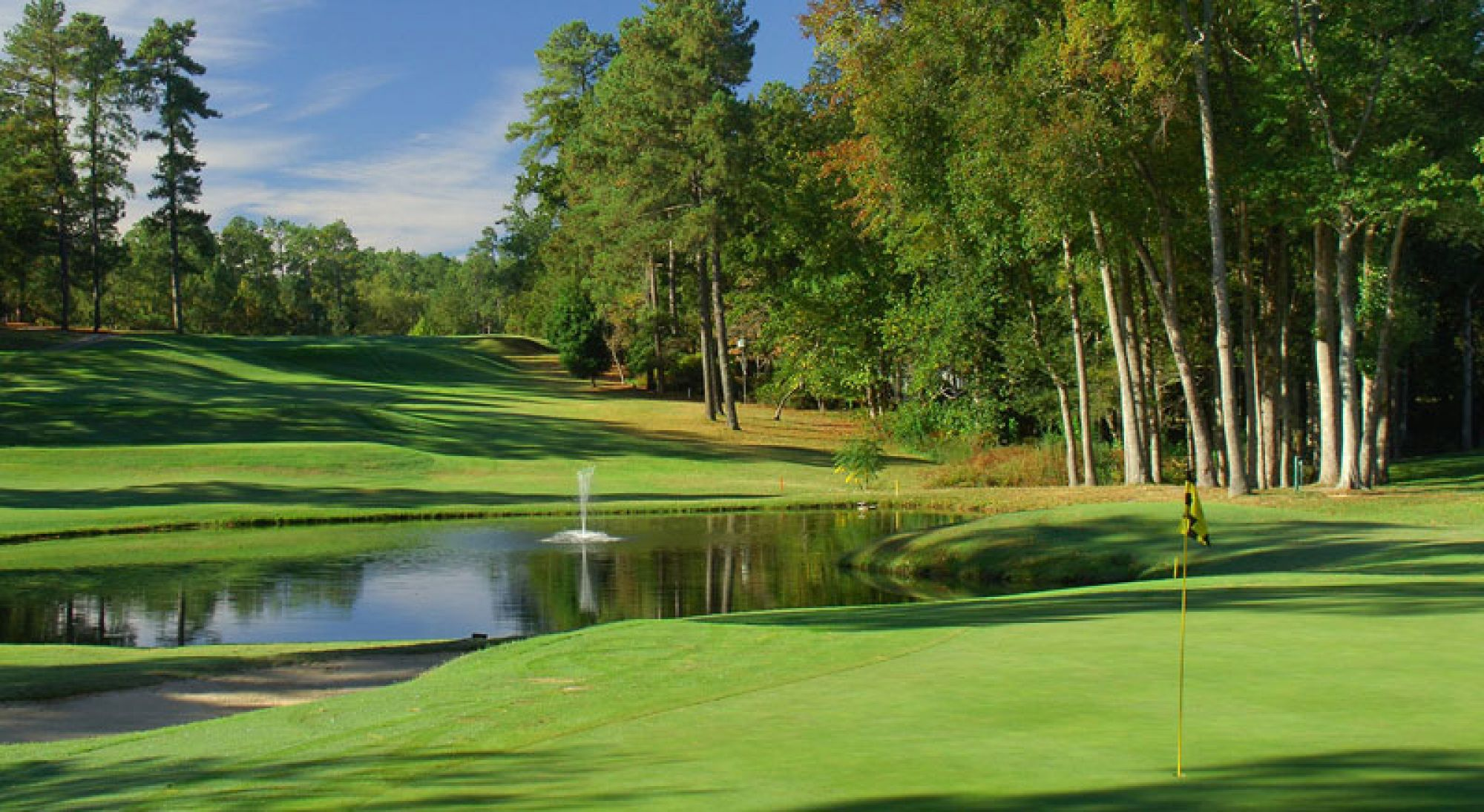 All The Pinehurst Resort Golf's picturesque golf course within stunning North Carolina.