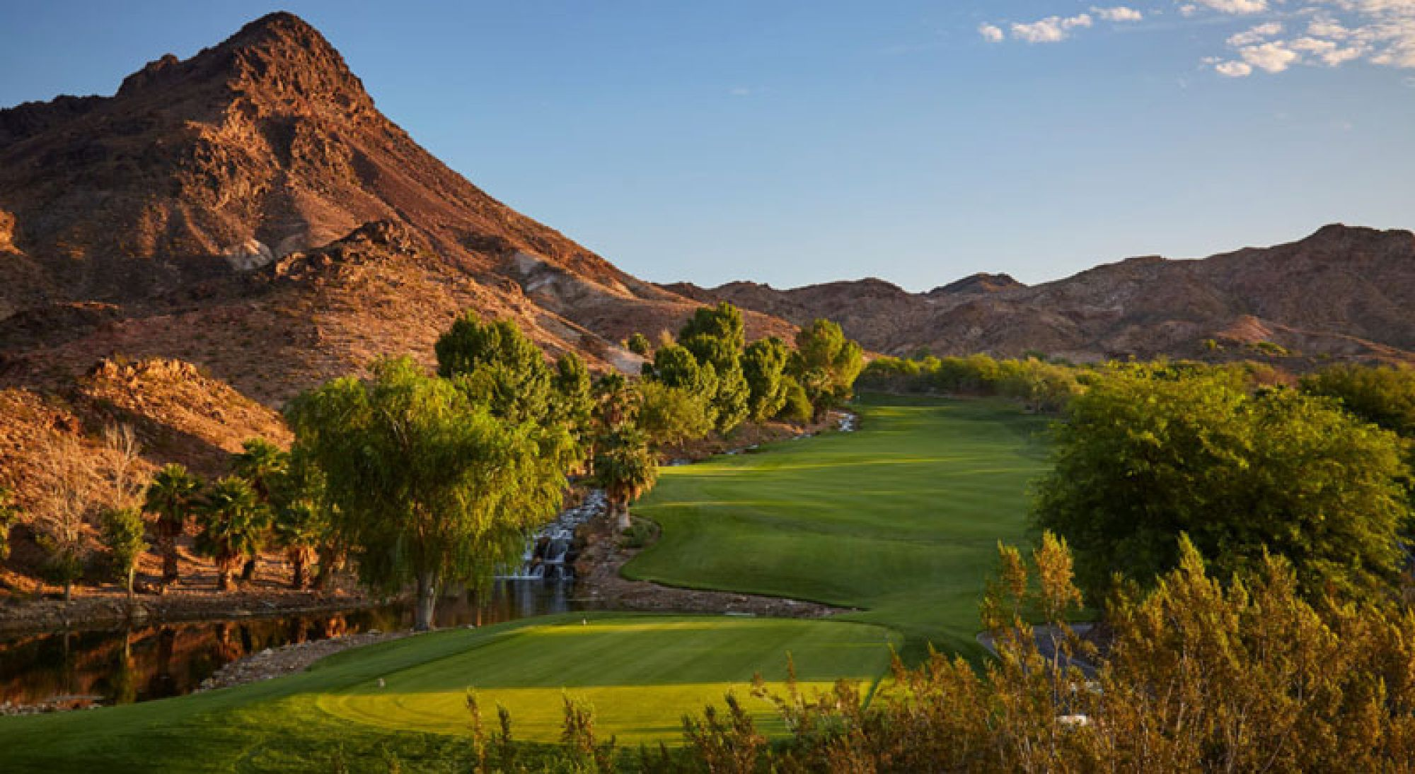 View Cascata Golf's picturesque golf course within sensational Nevada.