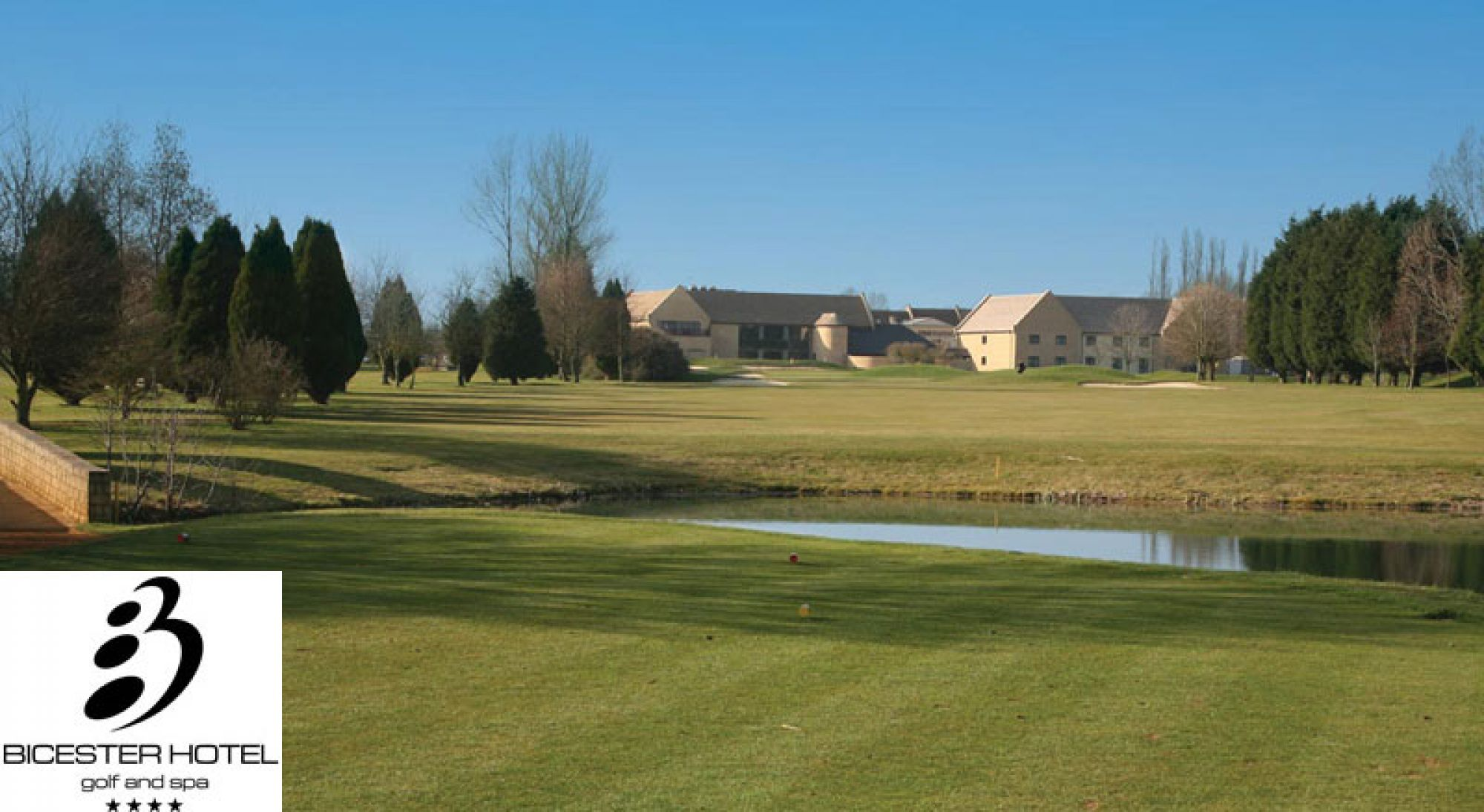 Bicester Golf Club has got among the finest golf course in Oxfordshire