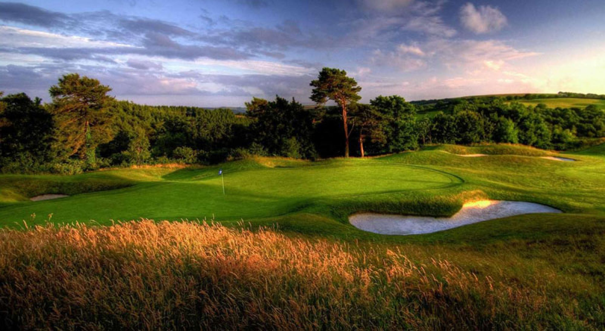 St Mellion Golf Club offers lots of the leading golf course in Devon