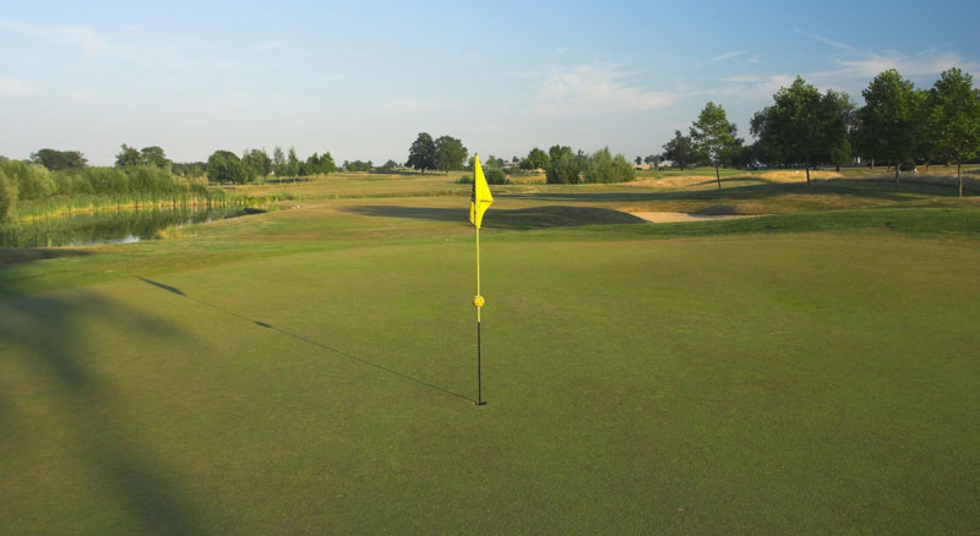 Wokefield Estate Golf Club has lots of the most desirable golf course in Berkshire