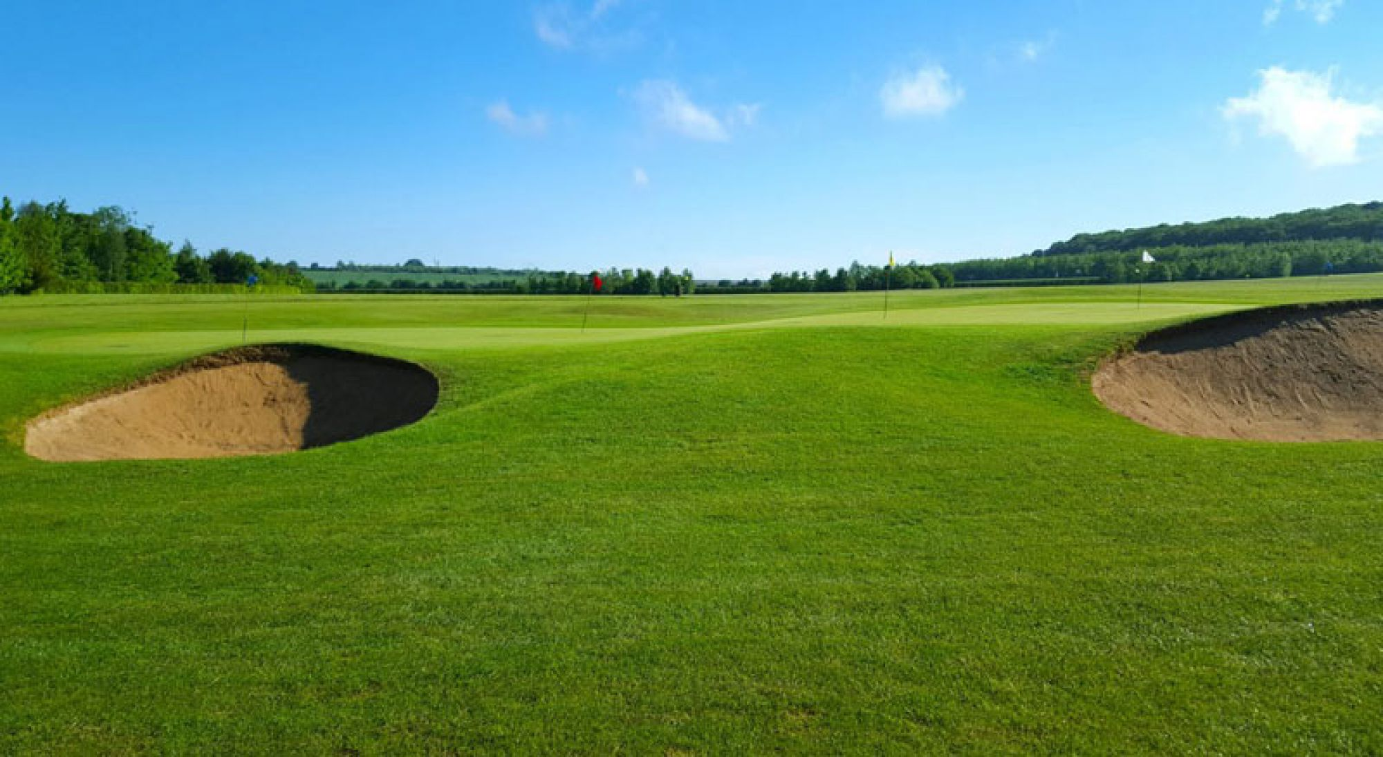 Gog Magog Golf Club features several of the top golf course around Cambridgeshire