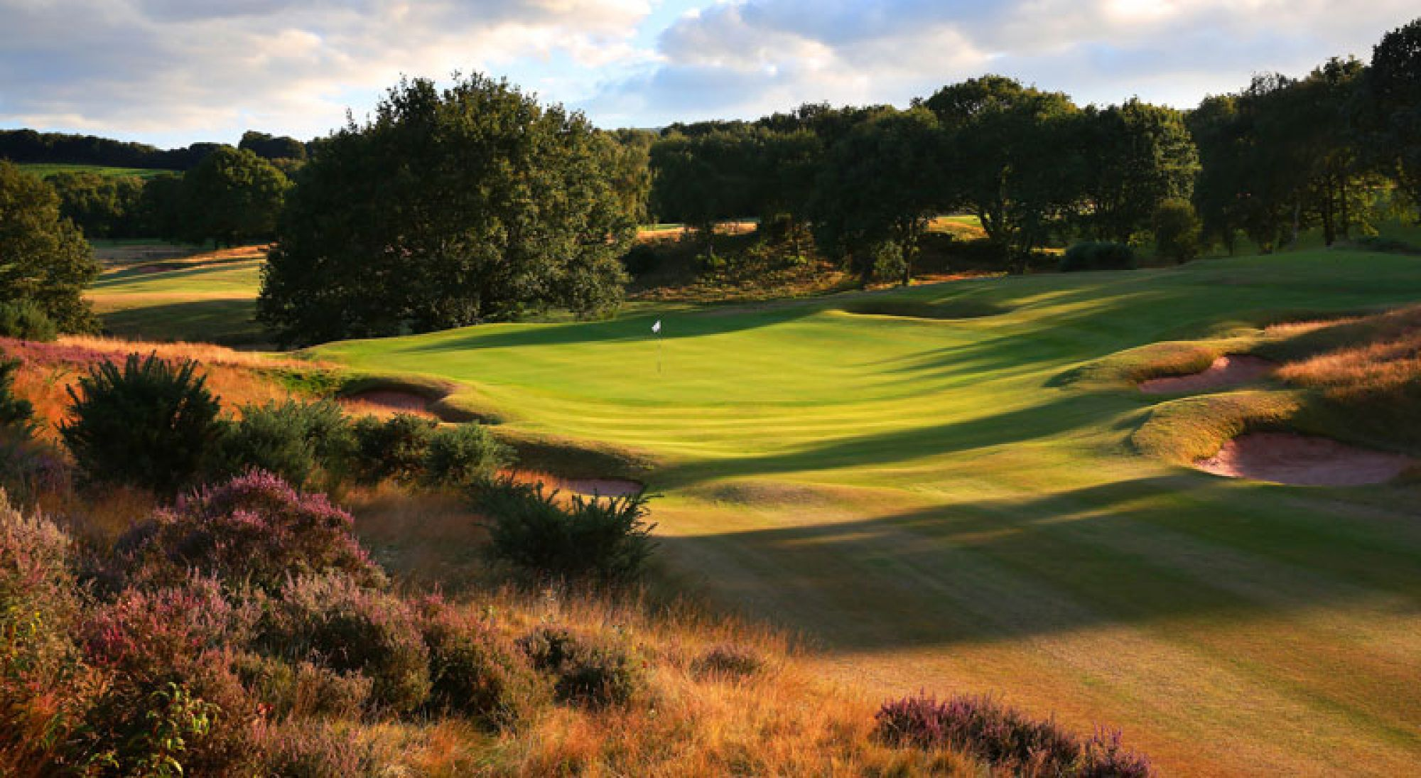 Notts Golf Club carries some of the most desirable golf course around Nottinghamshire