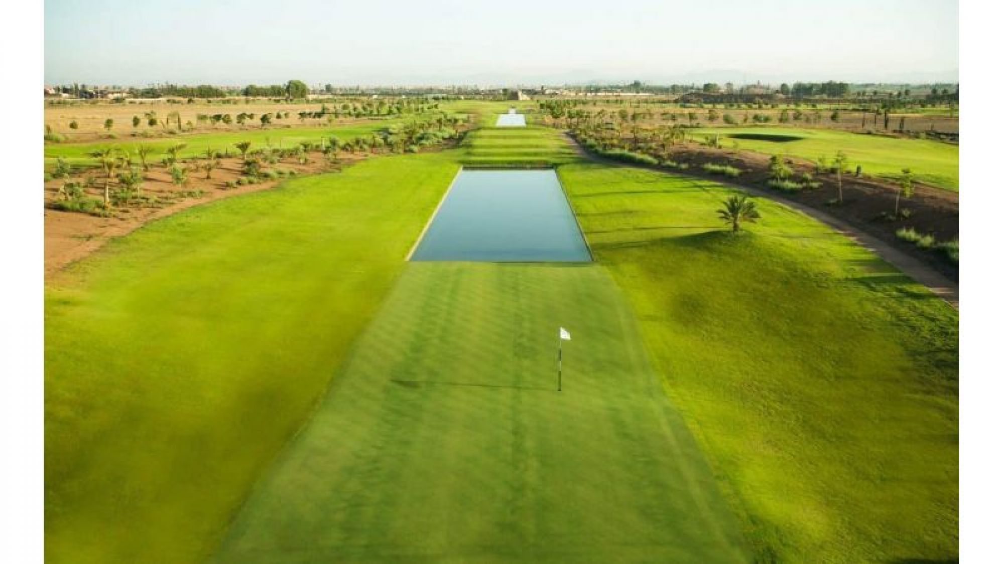 Noria Golf Club Marrakech consists of lots of the finest golf course near Morocco