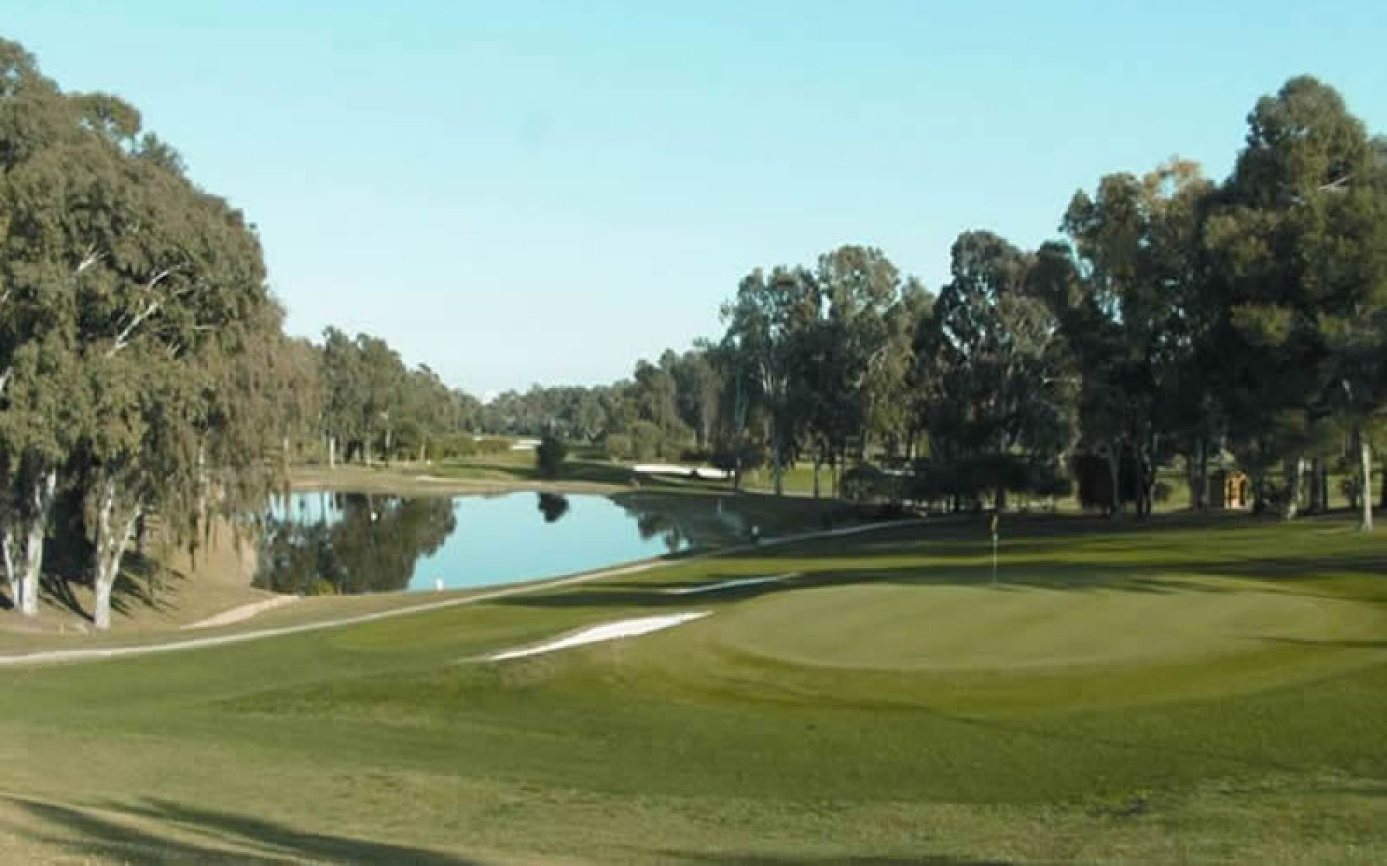 View Atalaya Old Course's lovely golf course in vibrant Costa Del Sol.