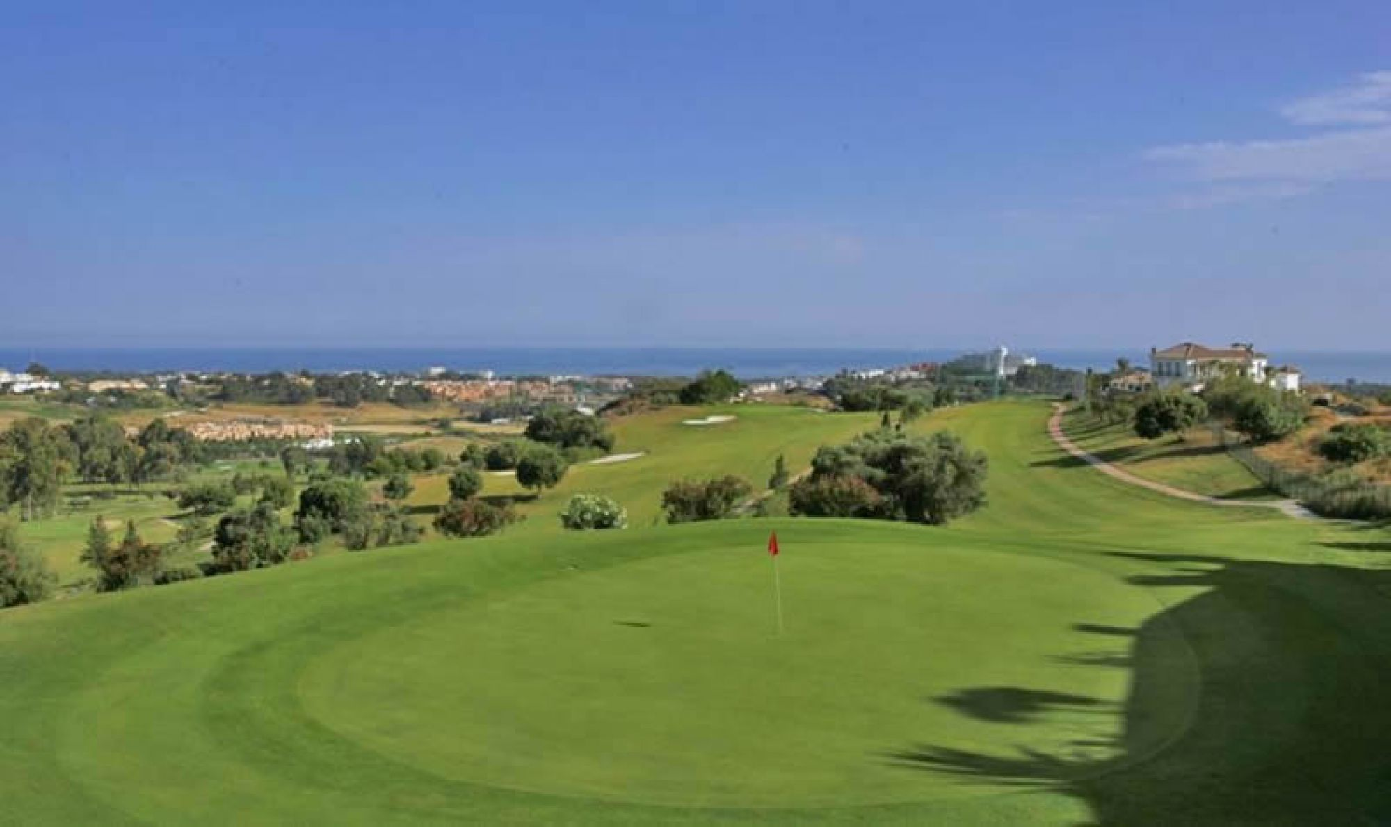 Atalaya New Course hosts several of the most excellent golf course near Costa Del Sol