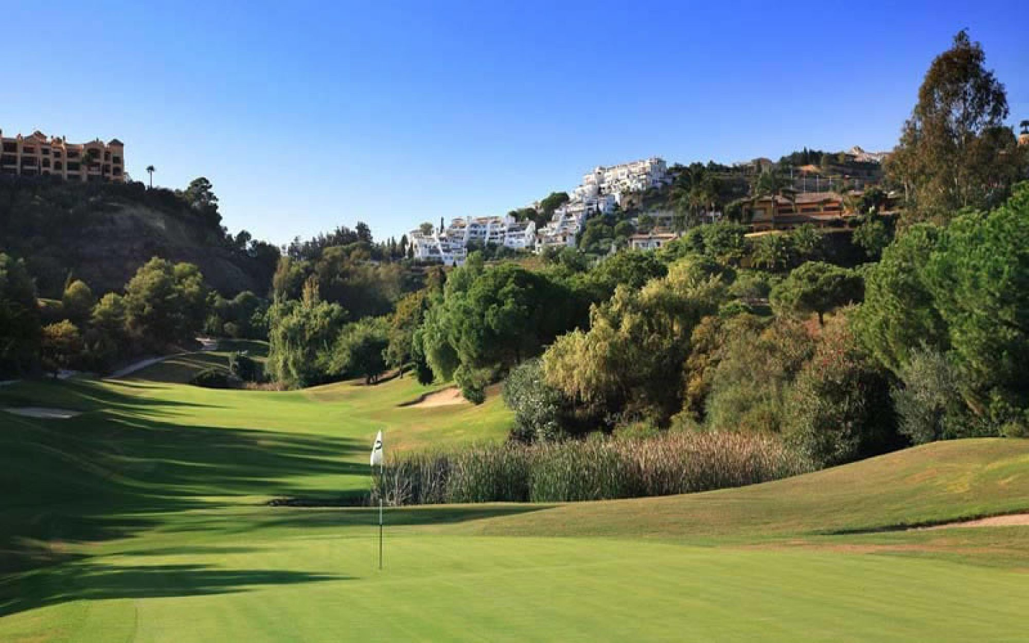 La Quinta Golf Club features lots of the leading golf course within Costa Del Sol