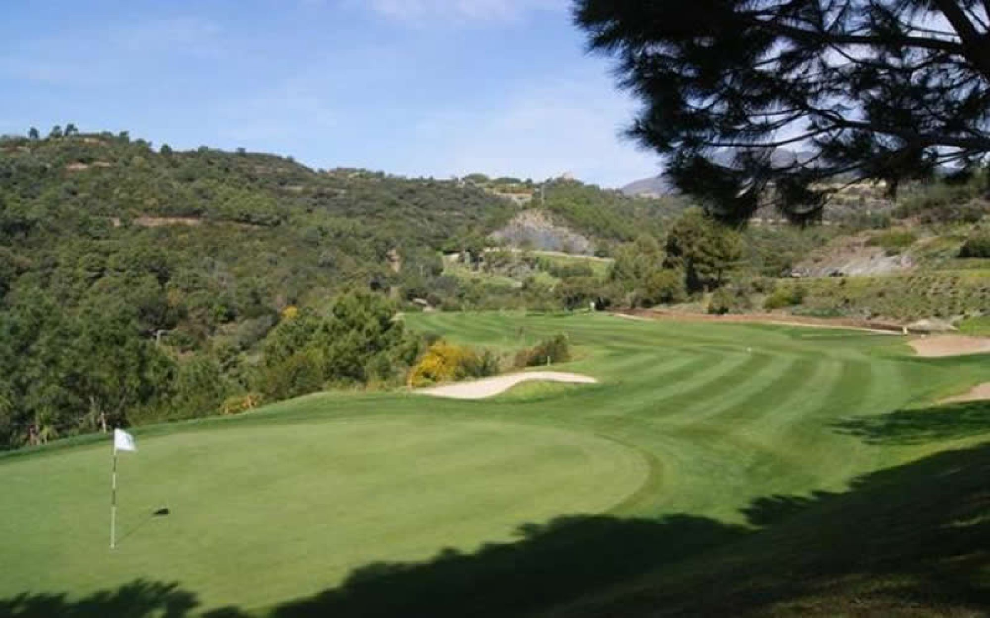 Los Arqueros Golf Course boasts some of the preferred golf course within Costa Del Sol