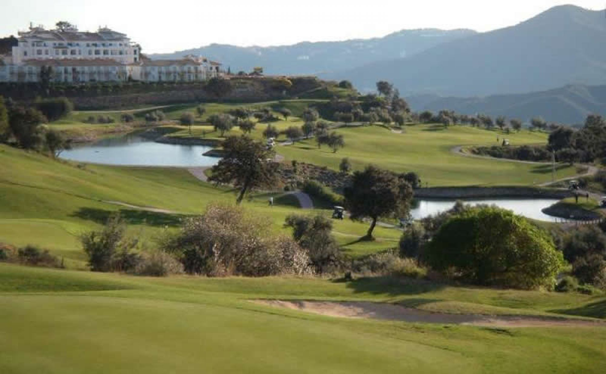 Alhaurin Golf Course has got among the best golf course around Costa Del Sol