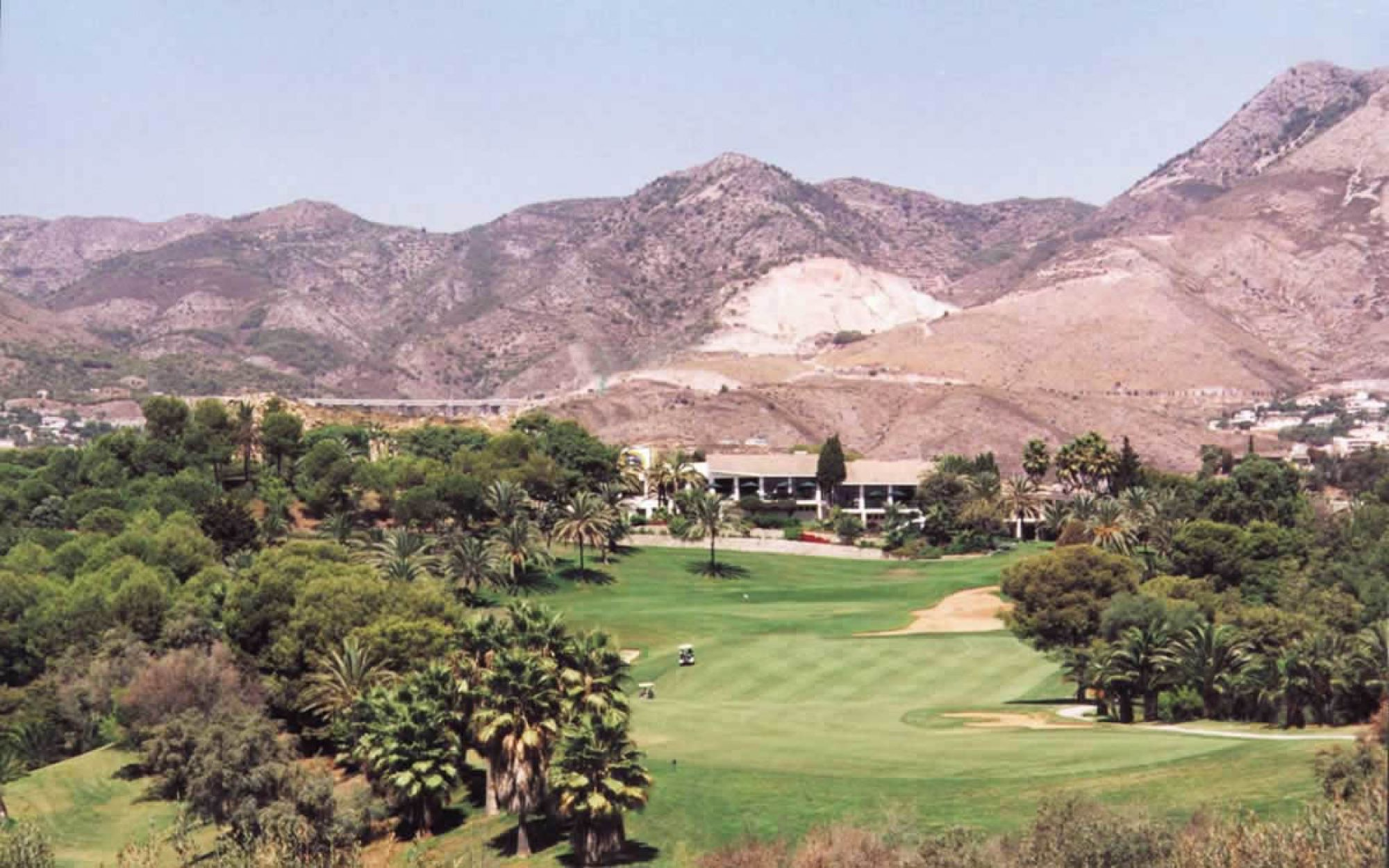 Torrequebrada Golf Club, offers lots of the leading golf course in Costa Del Sol