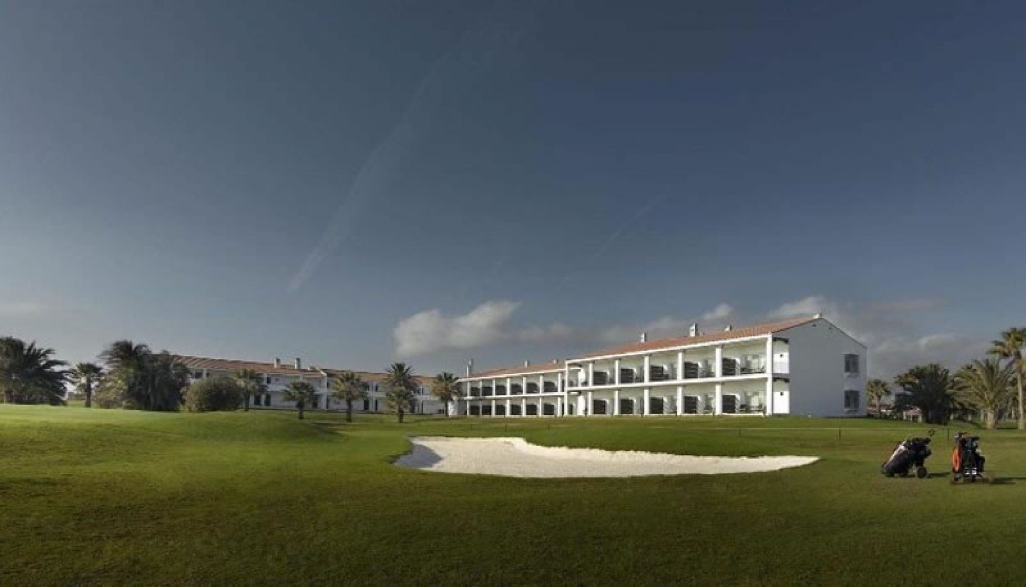 All The Parador de Malaga Golf's lovely golf course situated in dazzling Costa Del Sol.