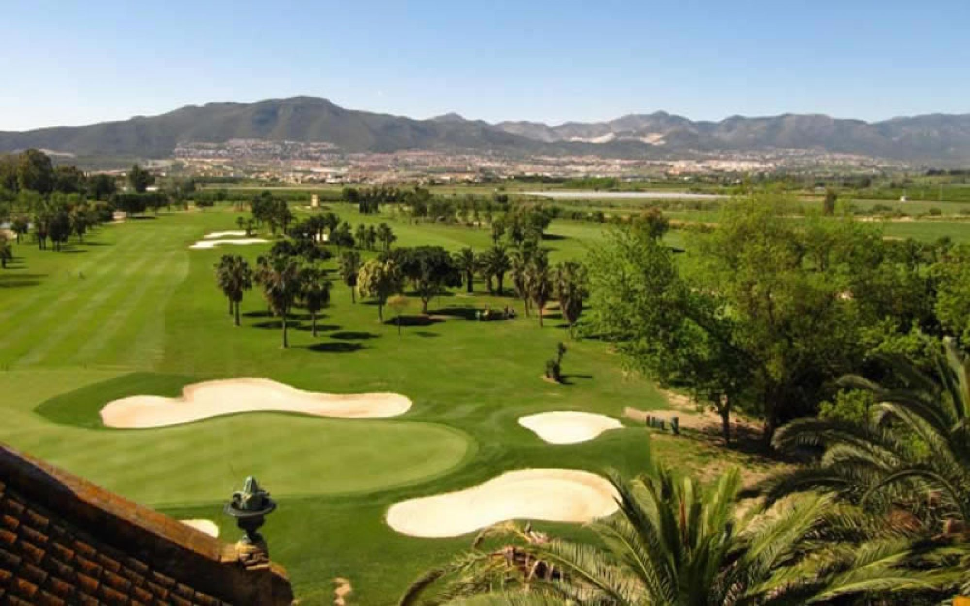 View Guadalhorce Golf Club's picturesque golf course situated in sensational Costa Del Sol.