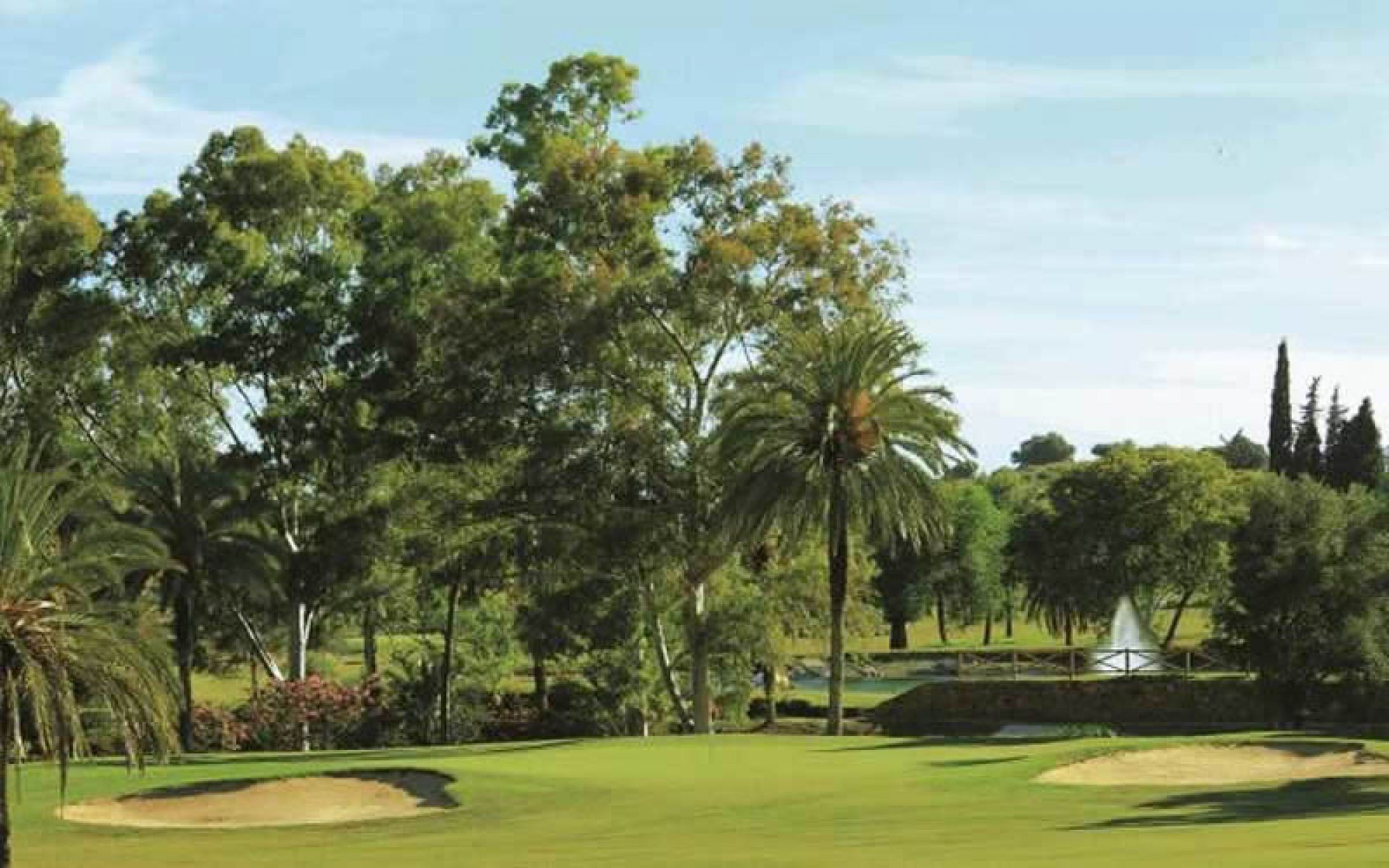 El Paraiso Golf Club includes among the most popular golf course within Costa Del Sol