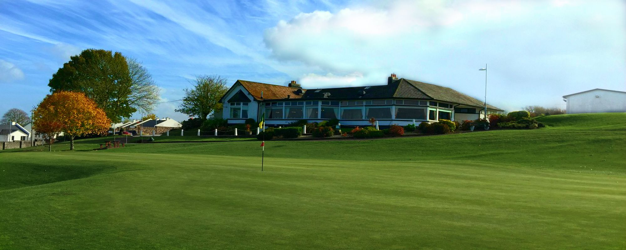 Douglas Golf Club includes some of the leading golf course around Isle of Man