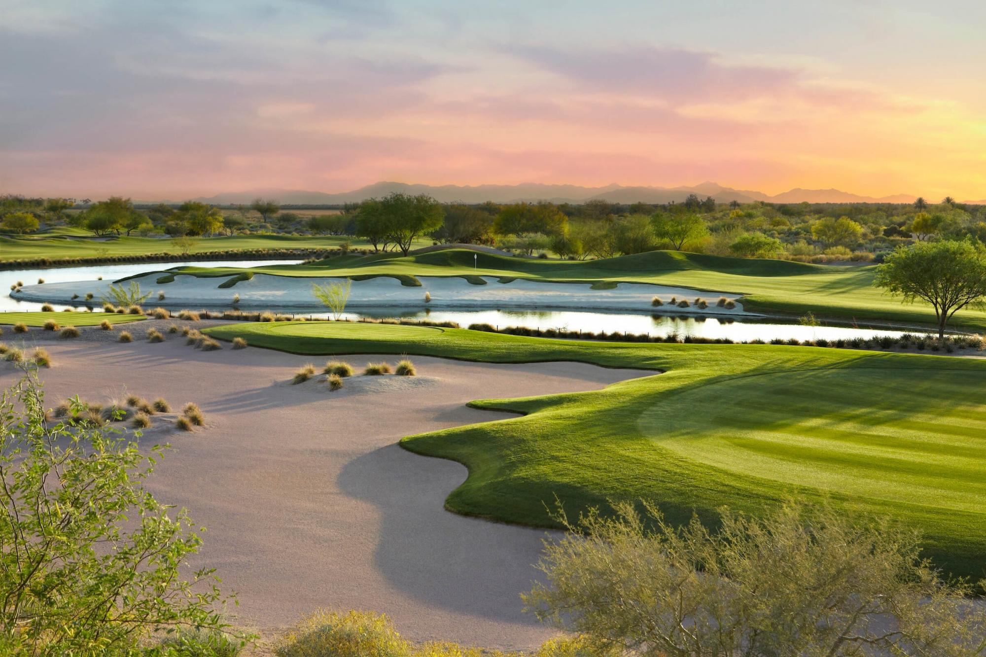 All The Longbow Golf Club's impressive golf course situated in stunning Arizona.