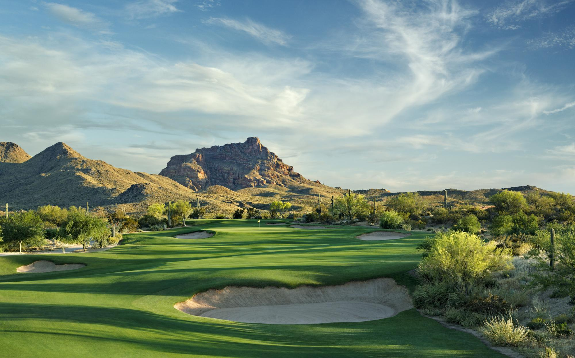 We-Ko-Pa Resort Golf has got some of the premiere golf course within Arizona