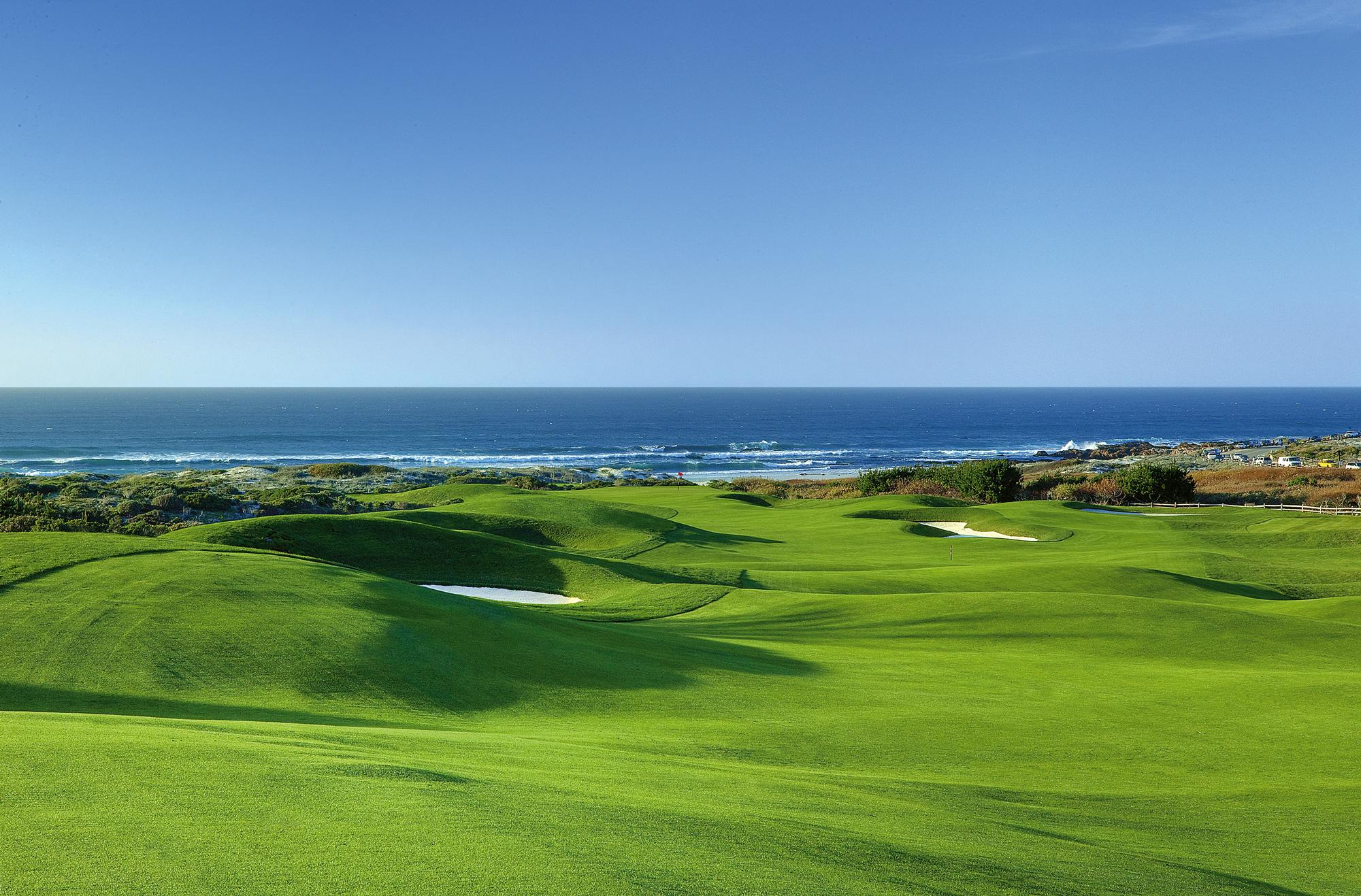 The Links at Spanish Bay offers several of the most desirable golf course within California