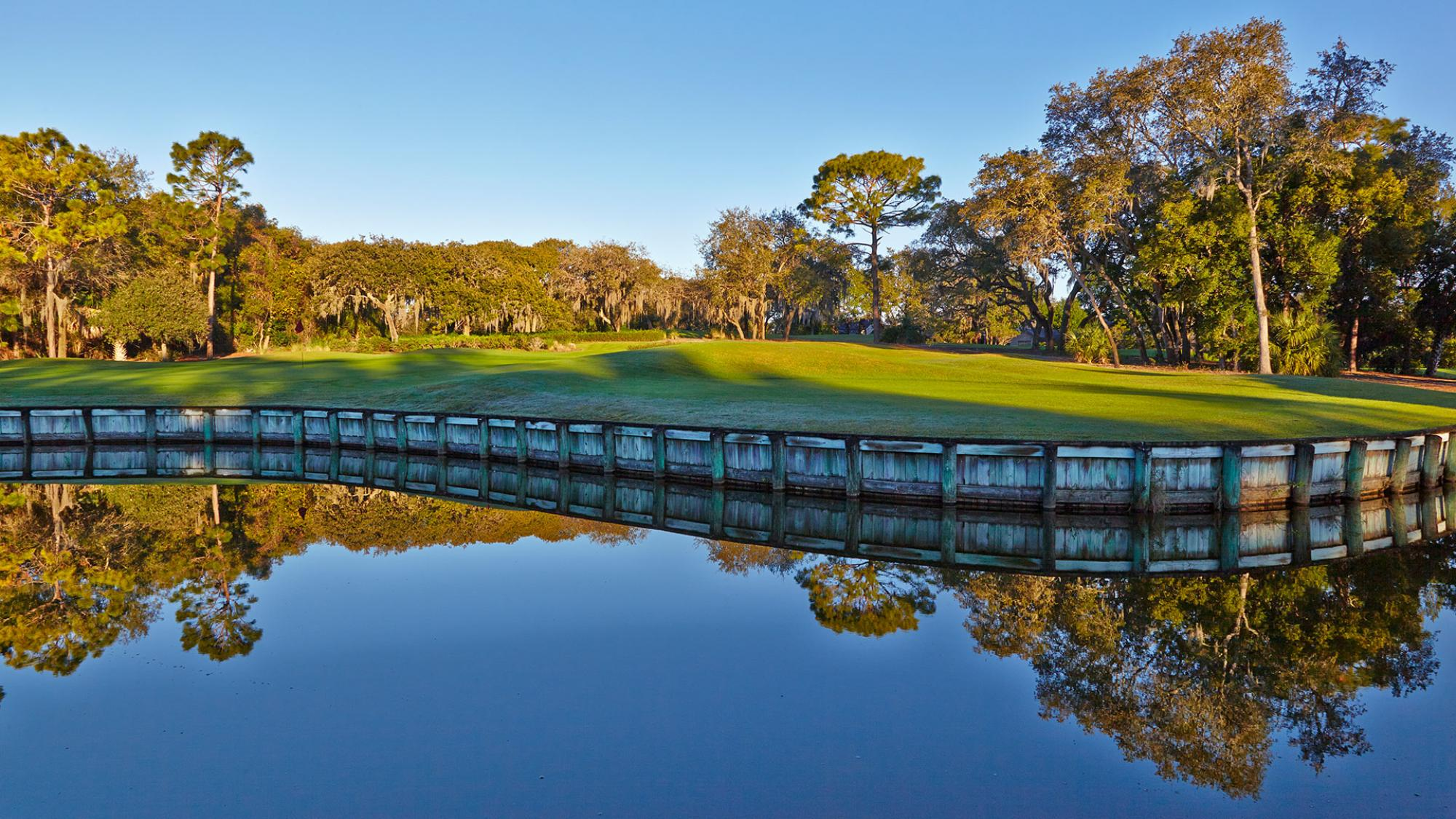 The Innisbrook, A Salamander Golf  Spa Resort's picturesque golf course within gorgeous Florida.