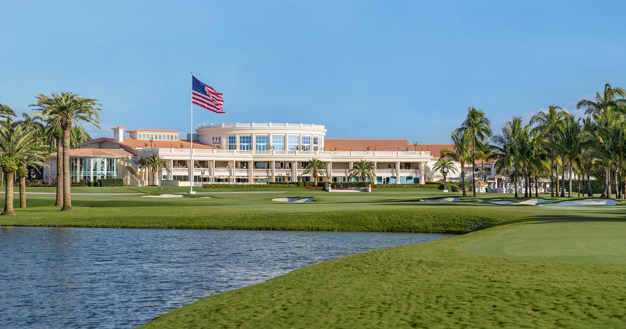 The Trump National Doral Miami's beautiful hotel in amazing Florida.